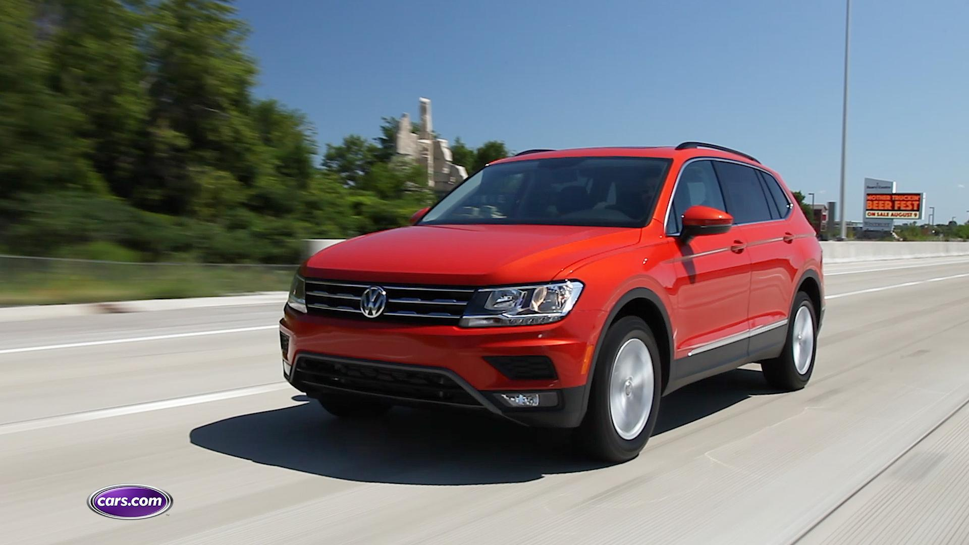 2018 Volkswagen Tiguan Video Review