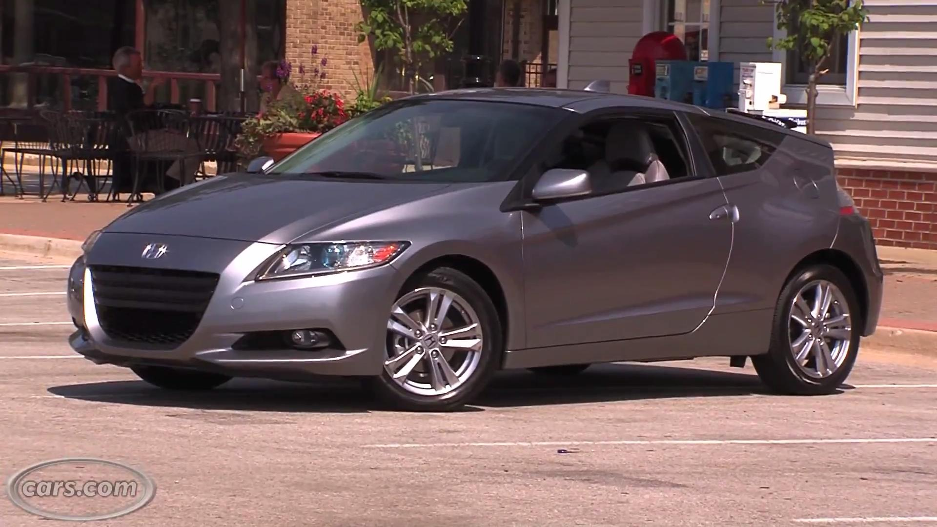 2011 Honda Cr Z Video