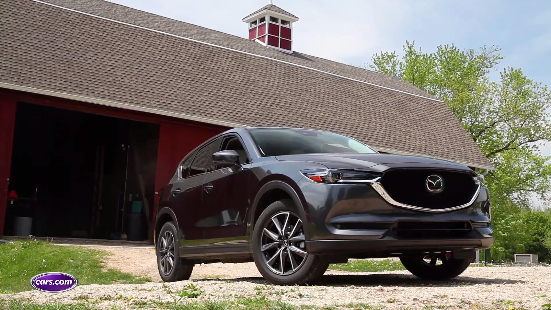 Video: 2017 Mazda CX-5 Review