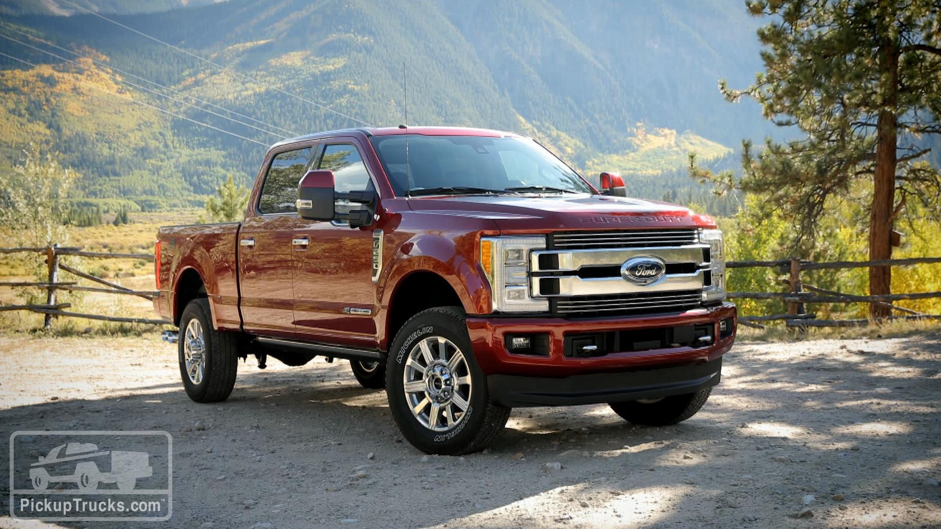 2018 ford f series super duty limited video. Black Bedroom Furniture Sets. Home Design Ideas