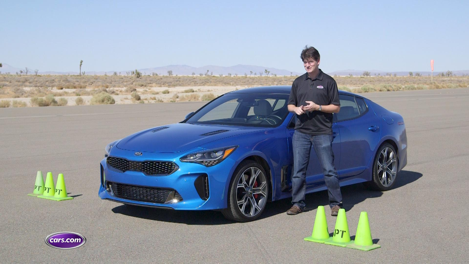 2018 Kia Stinger and Stinger GT First Drive News