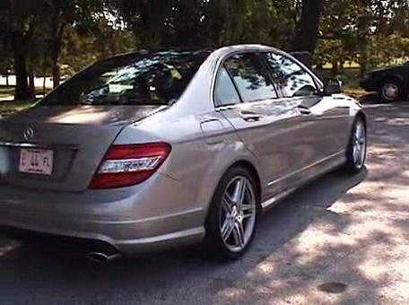 2008 Mercedes-Benz C-Class - For every turn, there's cars com