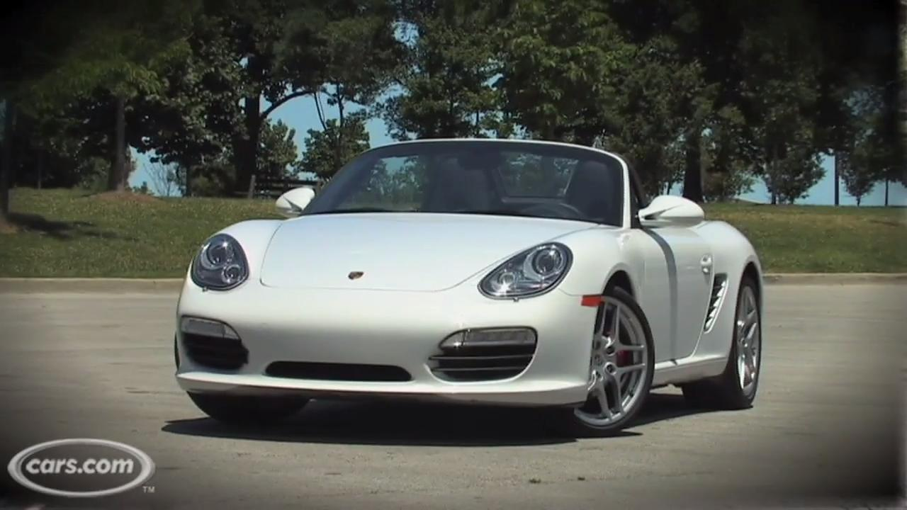 2009 Porsche Boxster For Every Turn There S Cars Com