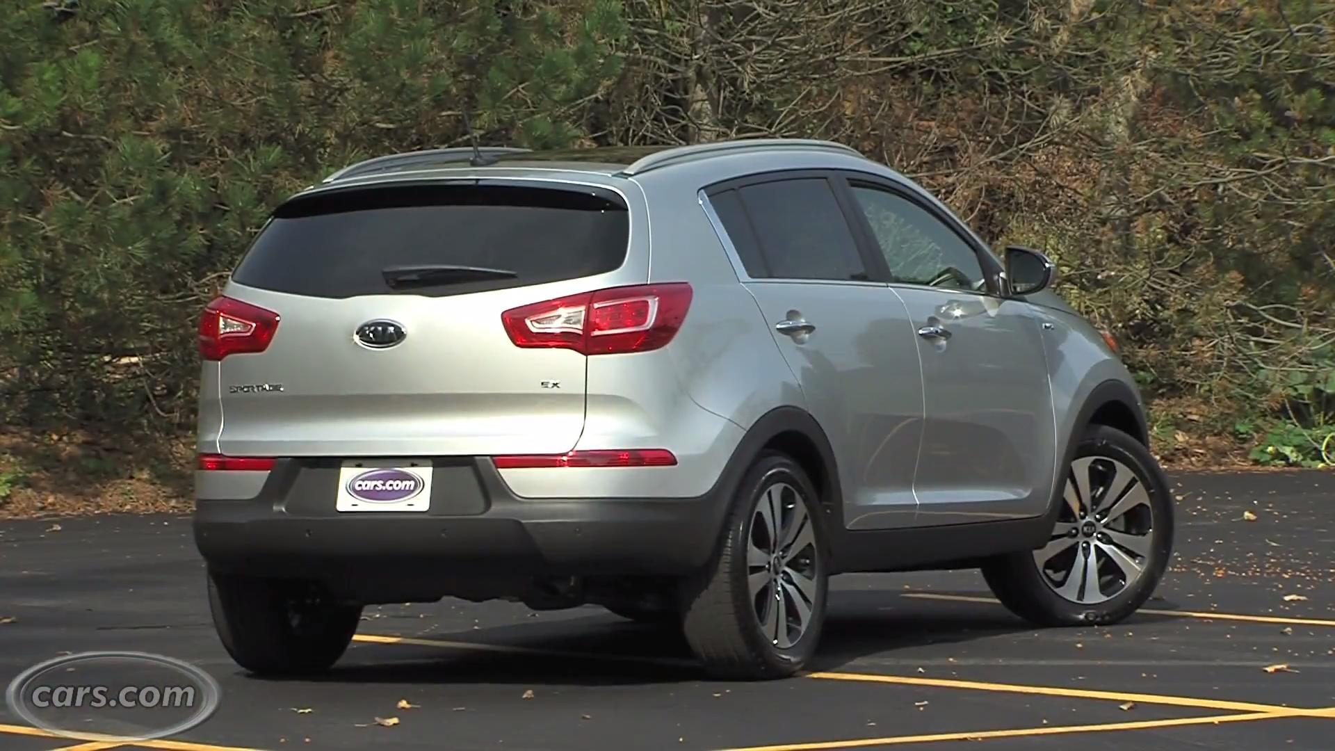 2011 Kia Sportage Expert Reviews, Specs and Photos | Cars.com