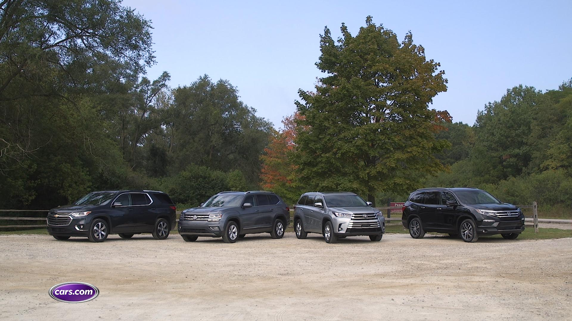 2017 3-Row SUV Challenge Video