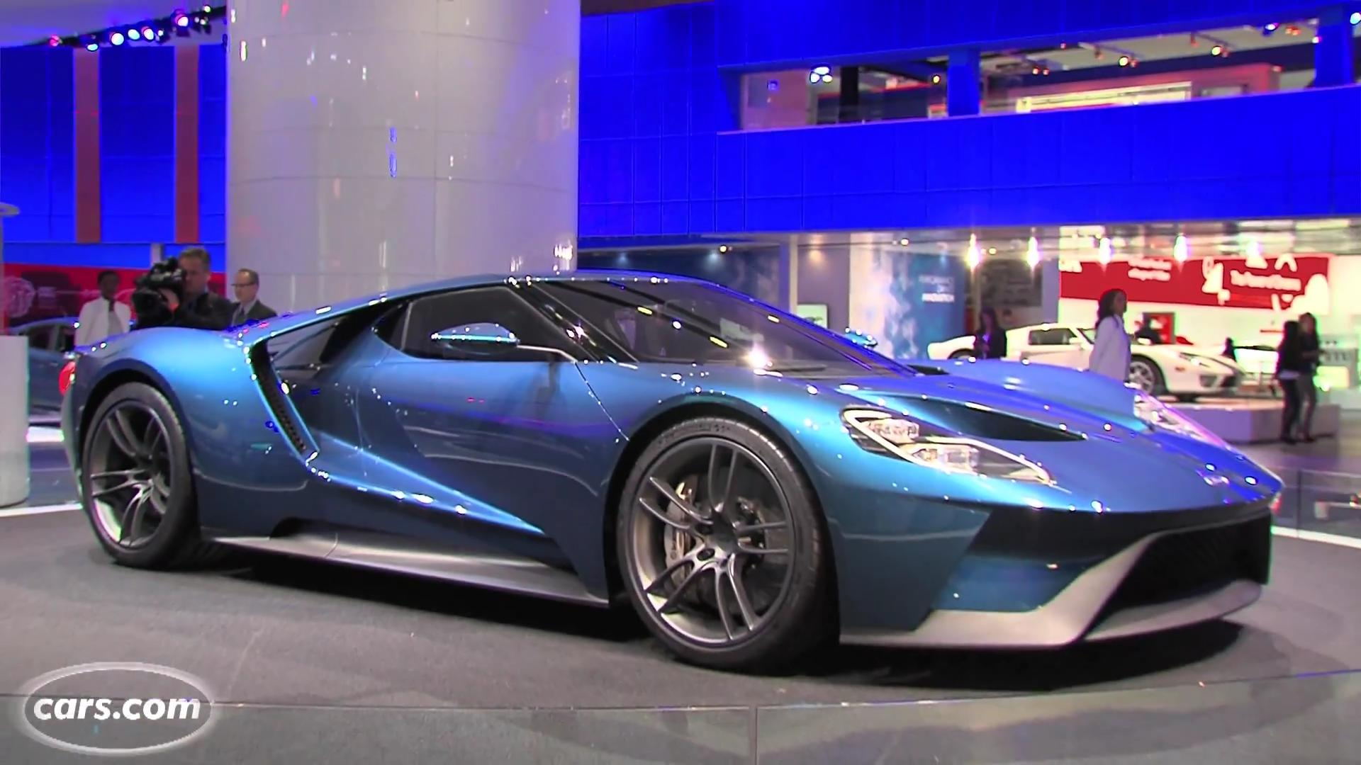 Ford GT Video