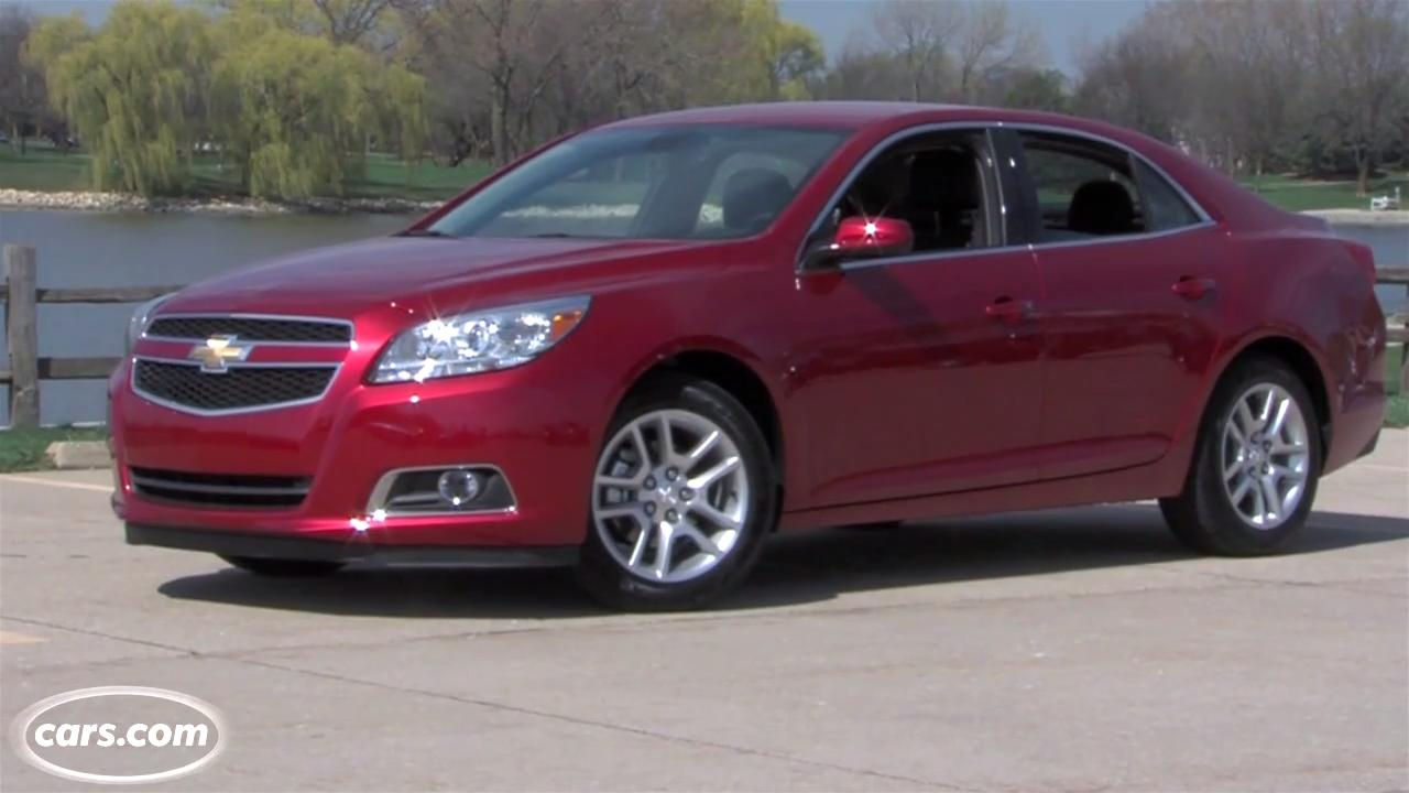 2013 Chevrolet Malibu Expert Reviews, Specs and Photos | Cars.com