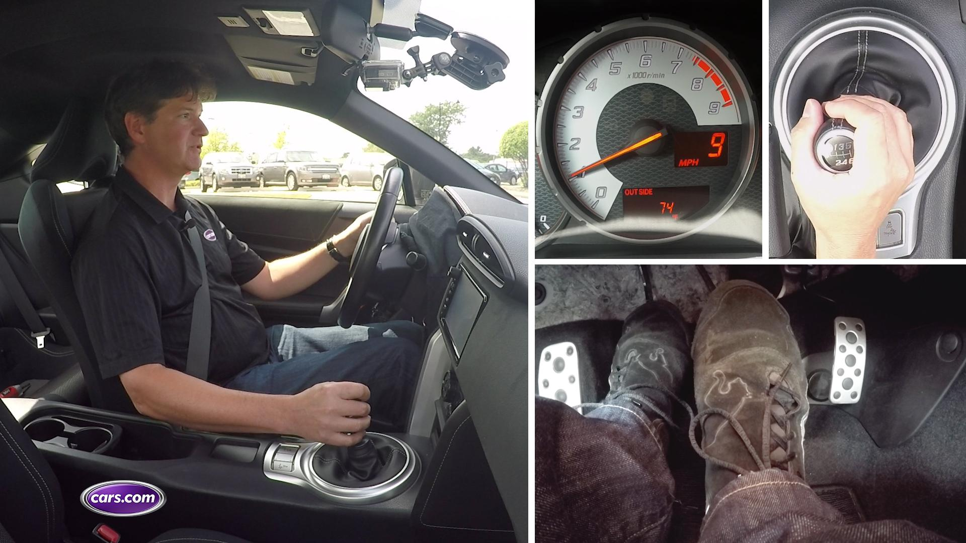 Video: How to Drive a Manual Transmission