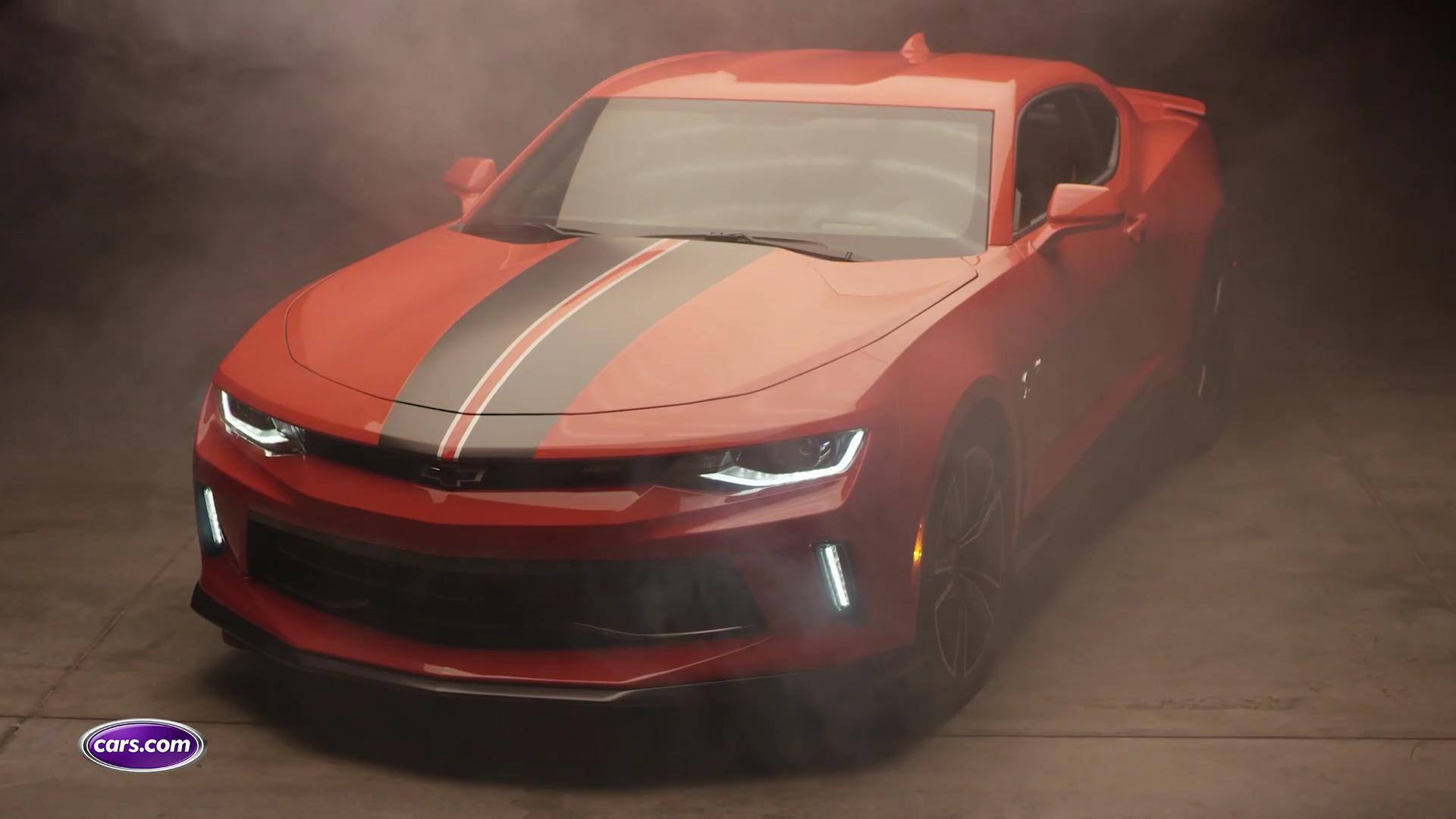Video: 2018 Chevrolet Camaro Hot Wheels 50th Anniversary Edition at SEMA