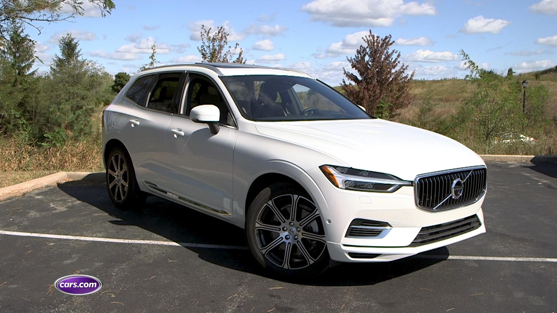 2018 Volvo XC60 Review First Drive News