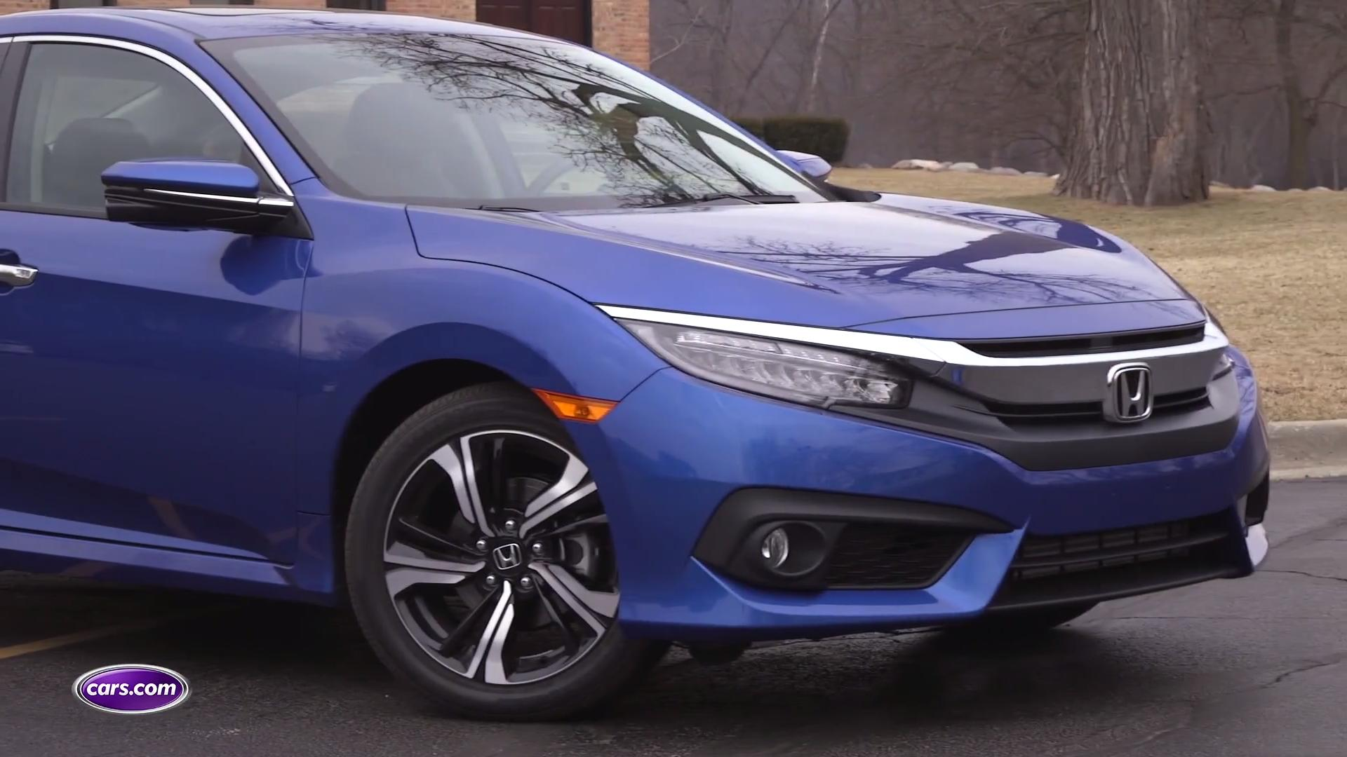 2017 Honda Civic Sedan Video Review