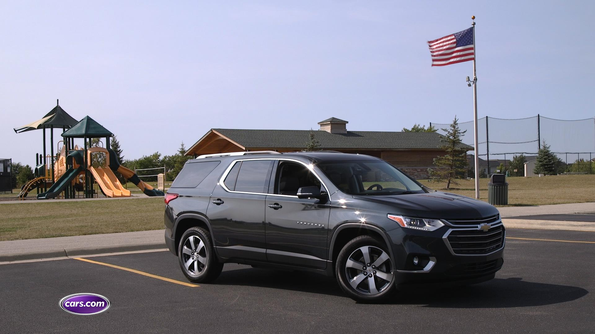 Best Family Vehicle >> 2018 Chevrolet Traverse Overview | Cars.com