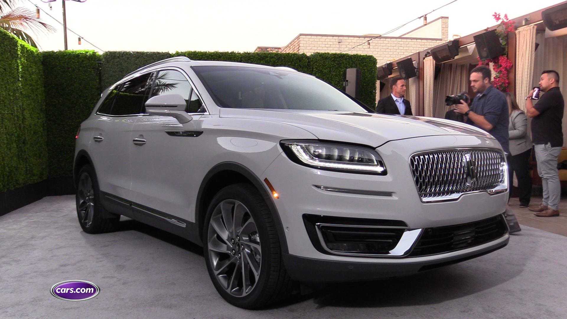 2019 Lincoln Nautilus Video Review