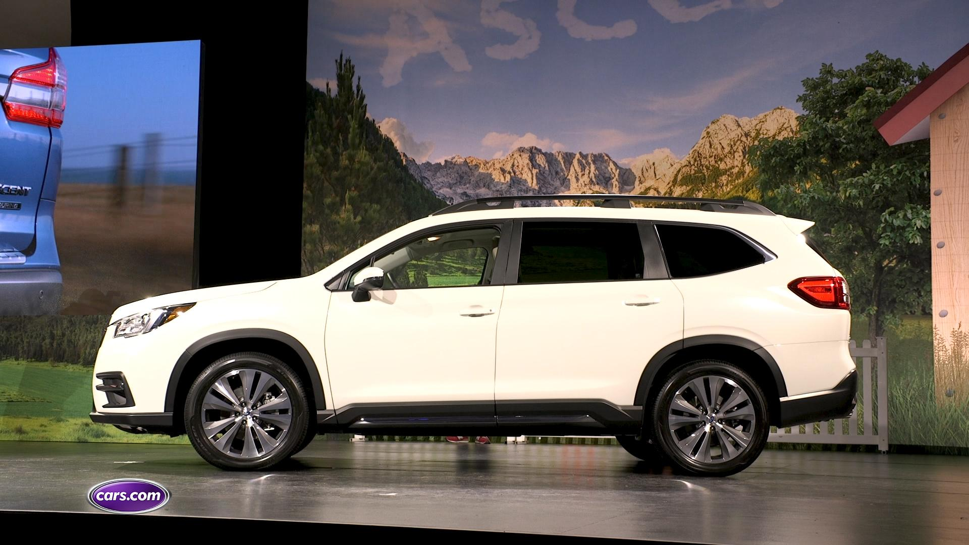 2019 Subaru Ascent Video