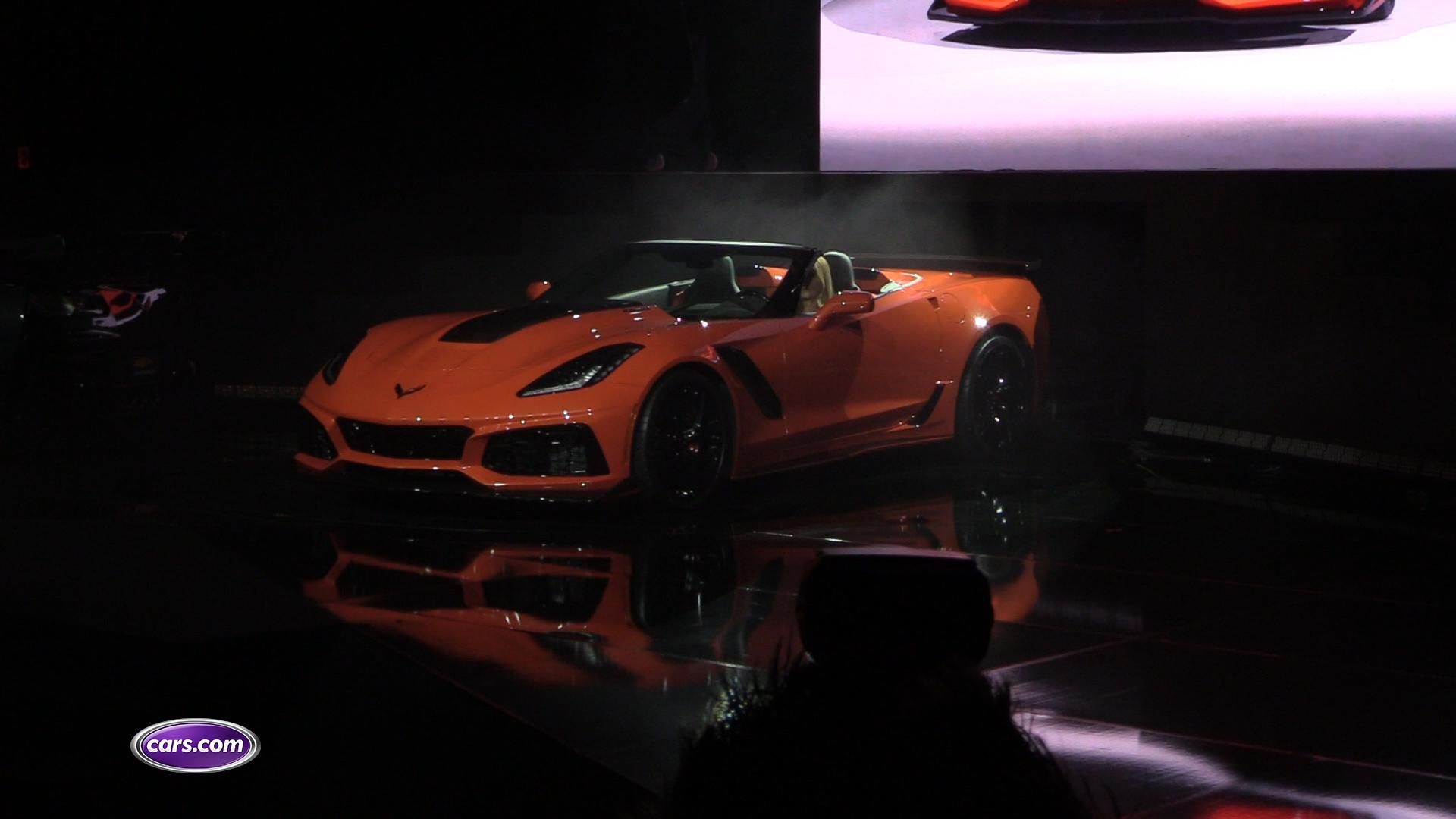 Video: 2019 Chevrolet Corvette ZR1: First Impressions – Cars.com