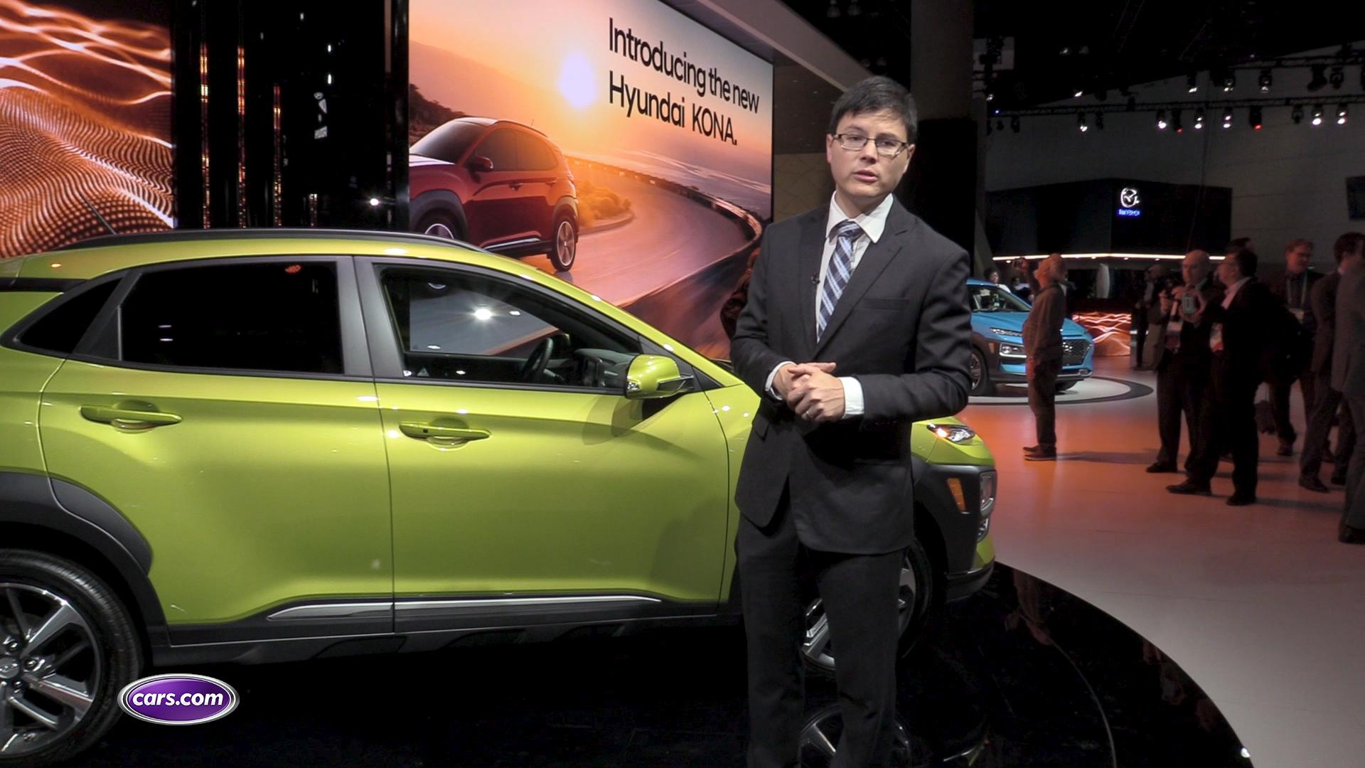 Video: 2018 Hyundai Kona: First Look — Cars.com