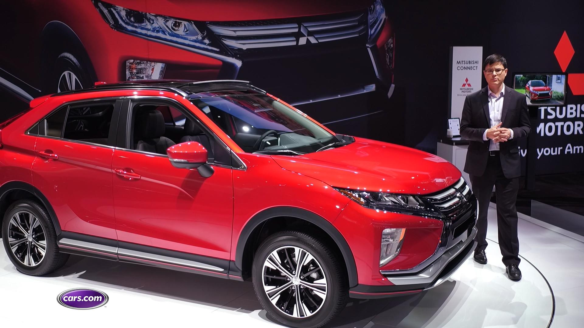 Video: 2018 Mitsubishi Eclipse Cross is a Mixed Bag – Cars.com