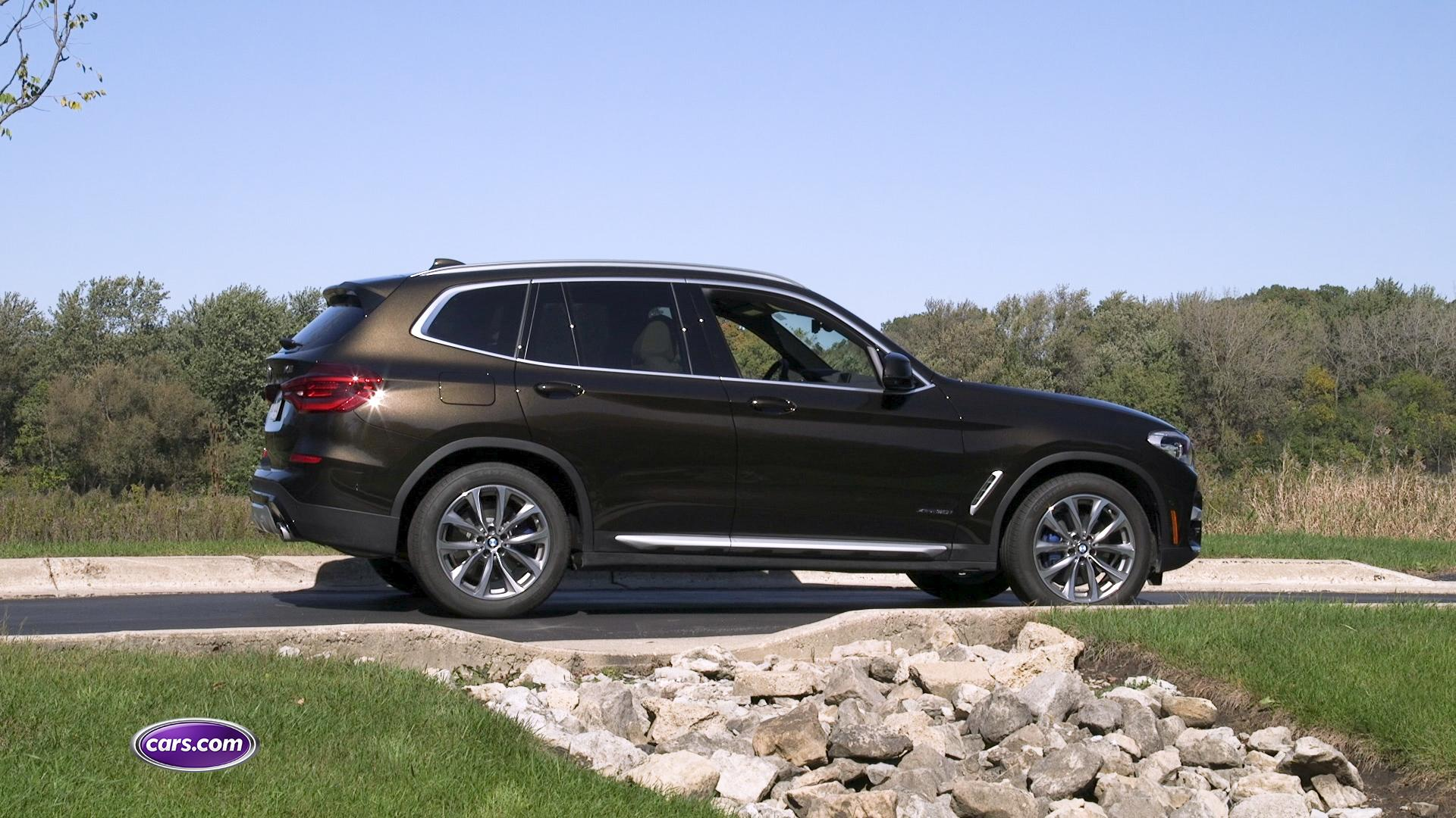 Video: 2018 BMW X3 Review: Is the X1 a Better Buy? — Cars.com