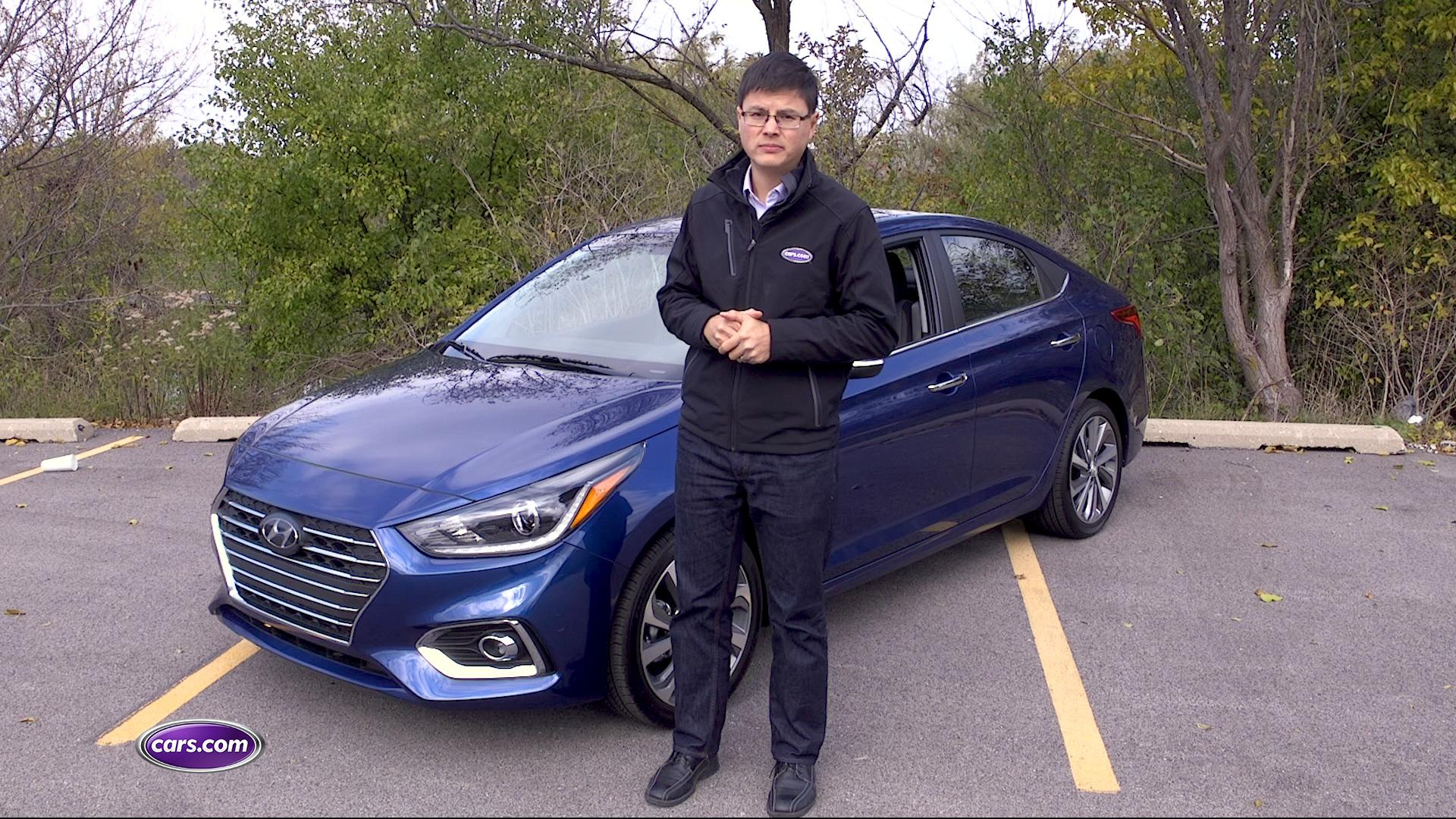 Video: 2018 Hyundai Accent Puts Some English on It for Budget Shoppers