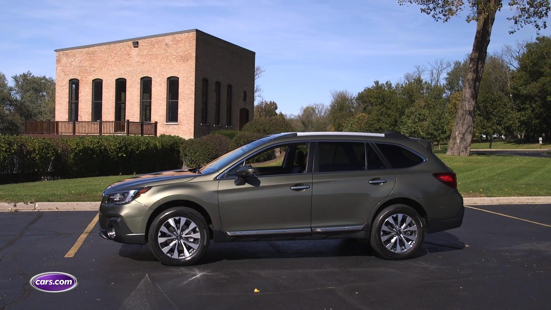 Video: 2018 Subaru Outback Review – Cars.com