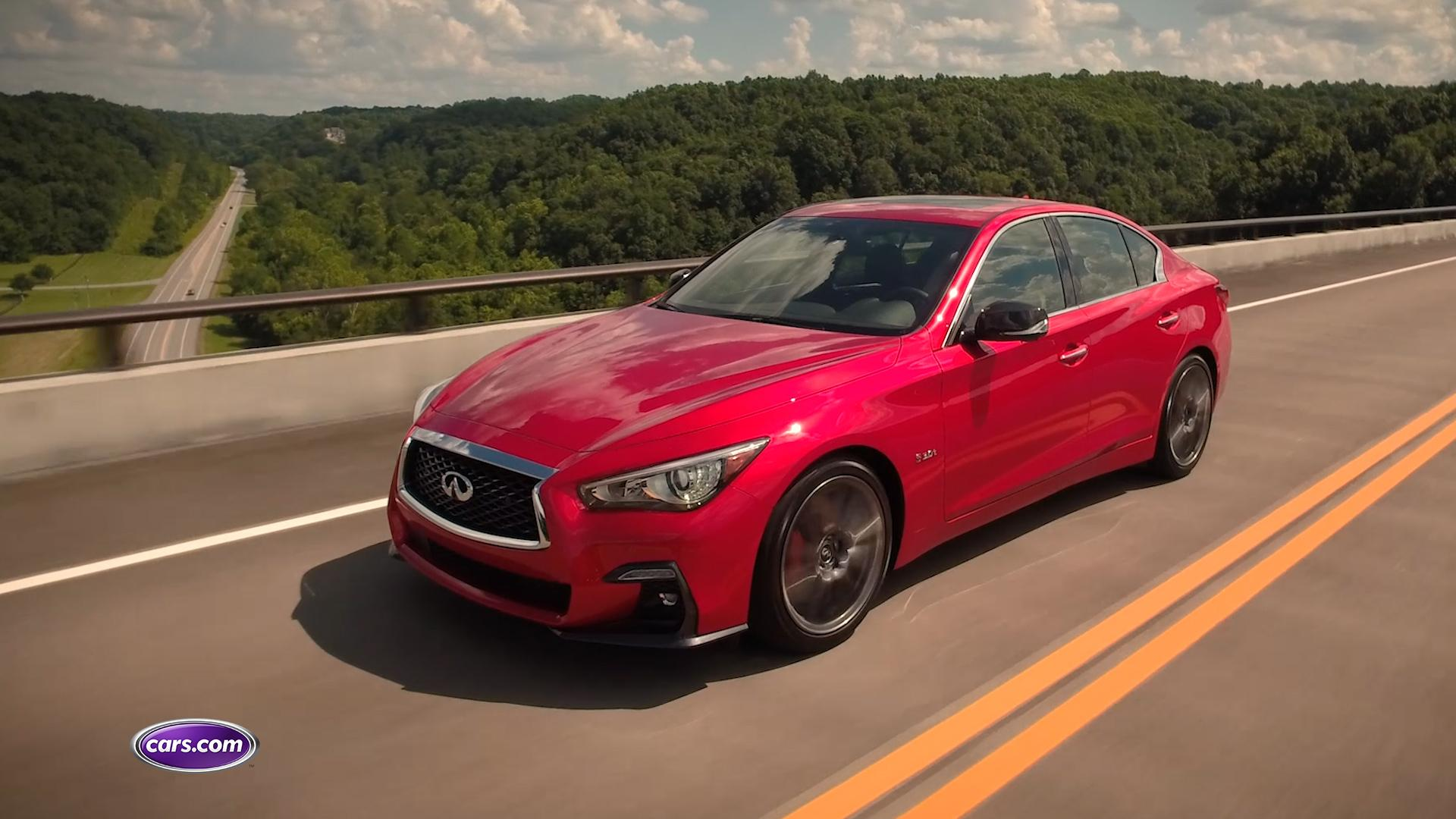 2018 Infiniti Q50 Video Review