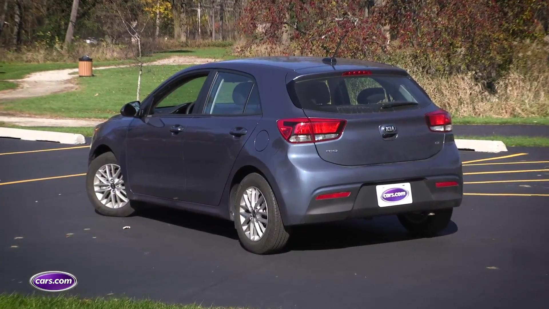Video: 2018 Kia Rio Review — Cars.com