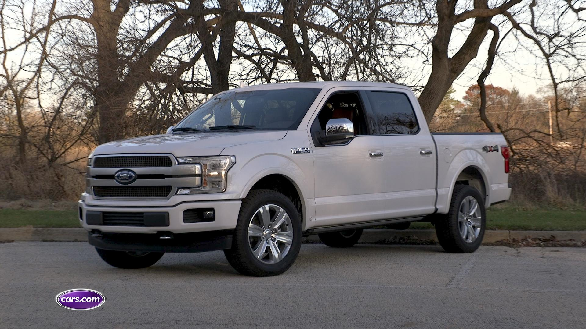 2018 Ford F 150 Expert Reviews Specs and s