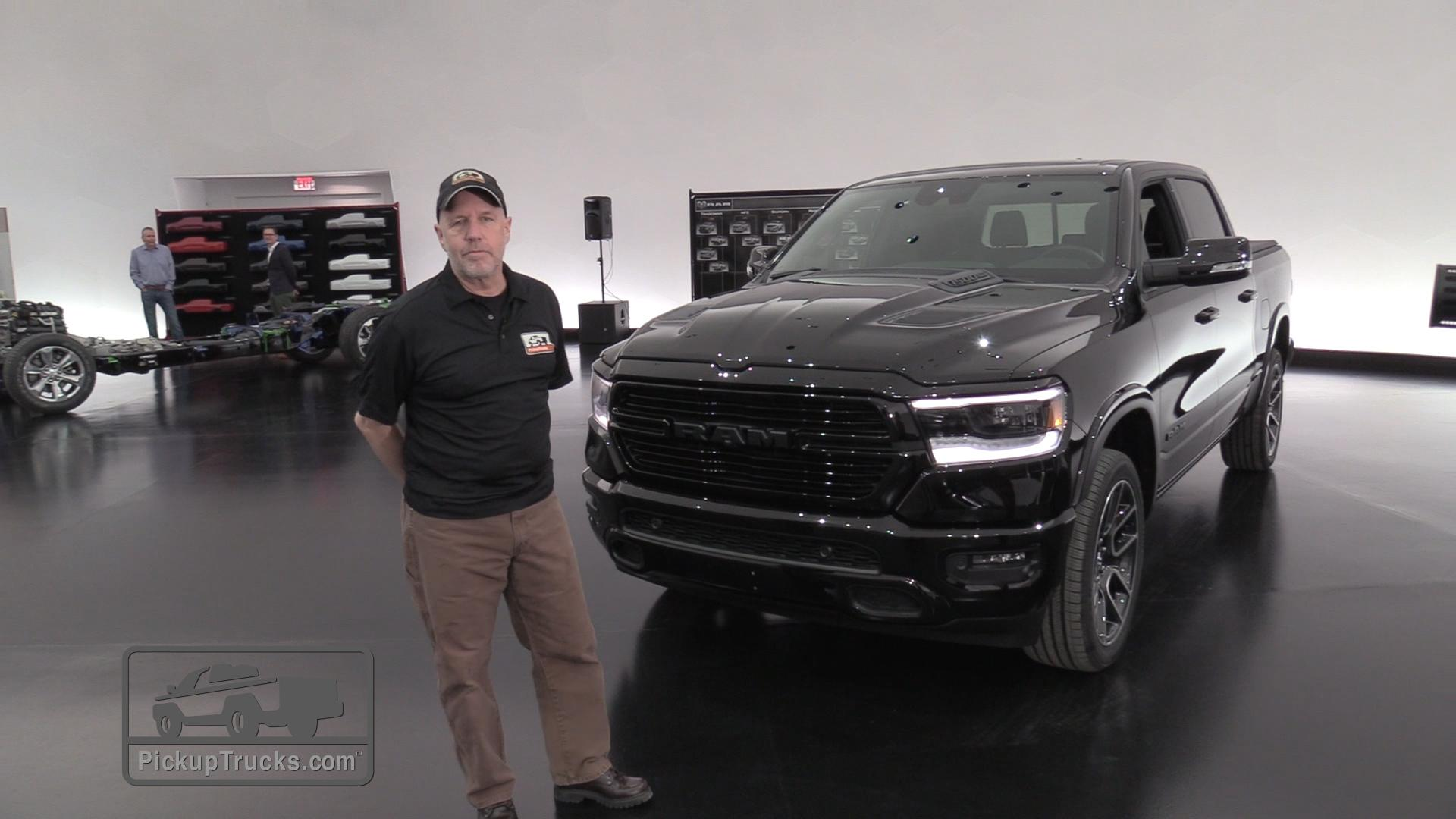 Video: 2019 RAM 1500 First Impressions