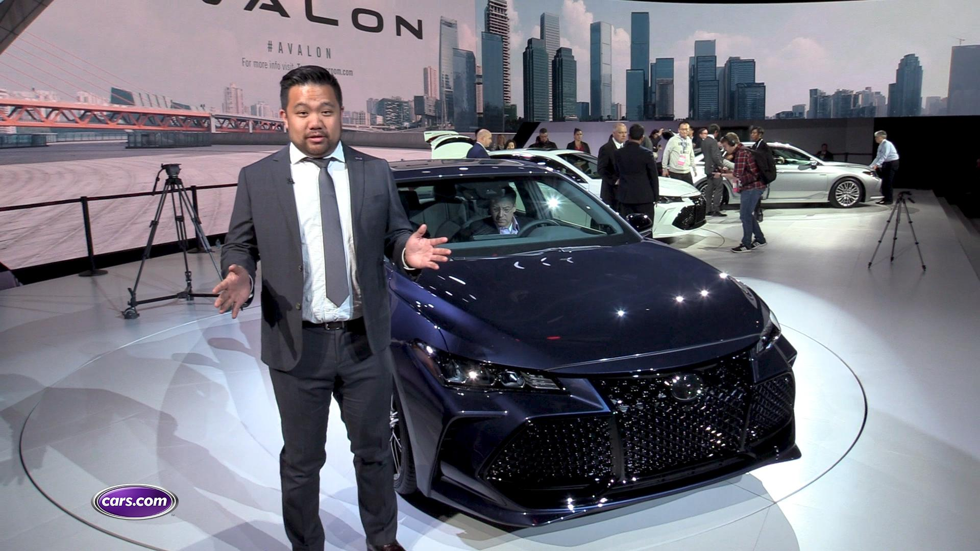 2019 Toyota Avalon: First Impressions — Cars.com