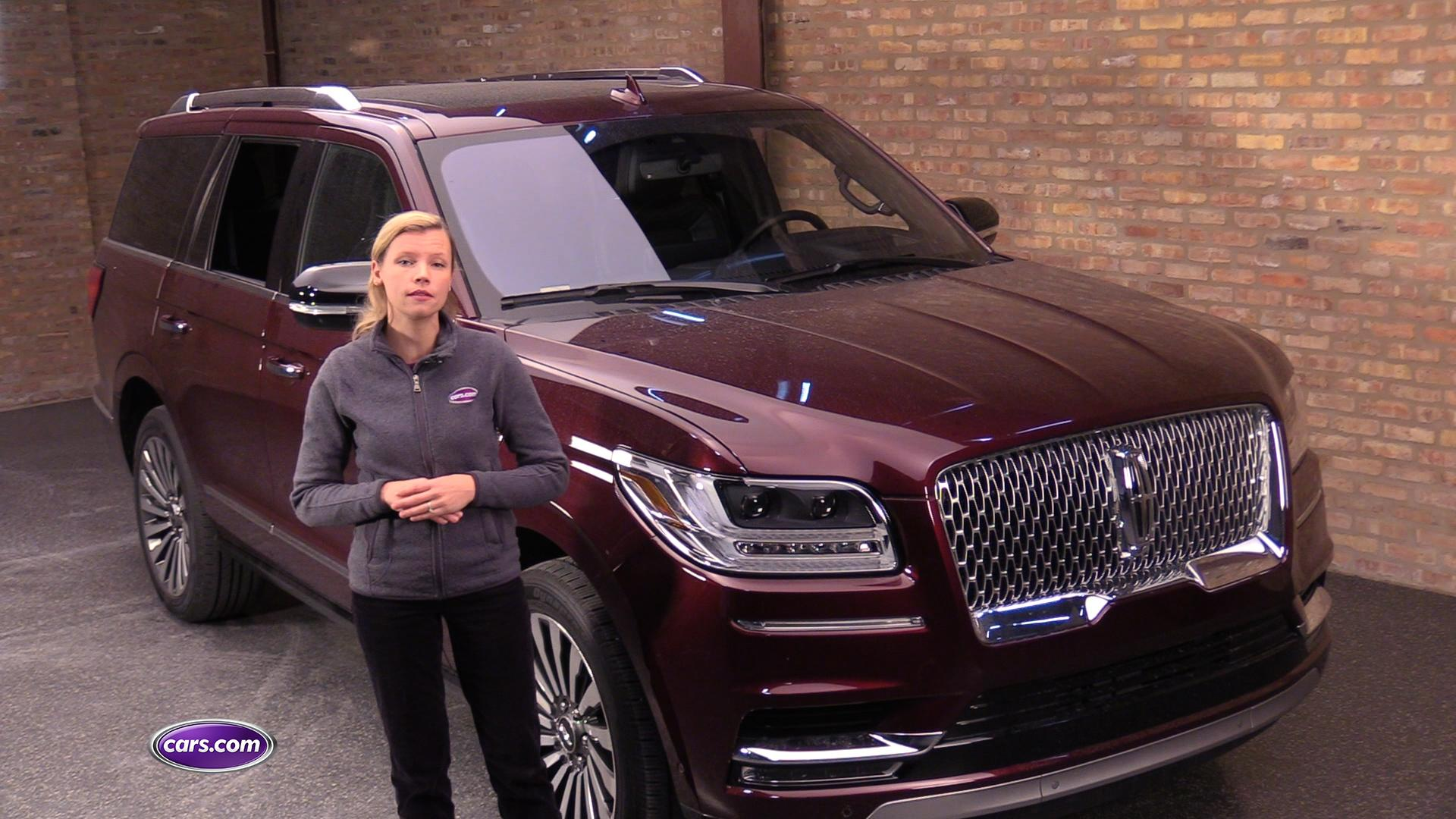 2018 Lincoln Navigator Expert Reviews Specs And Photos Cars Com