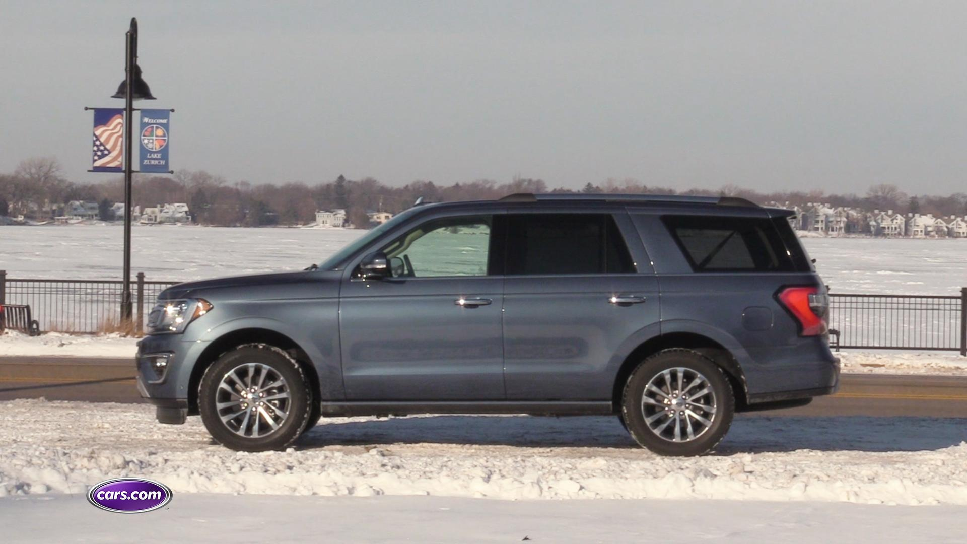 Video: 2018 Ford Expedition Review — Cars.com