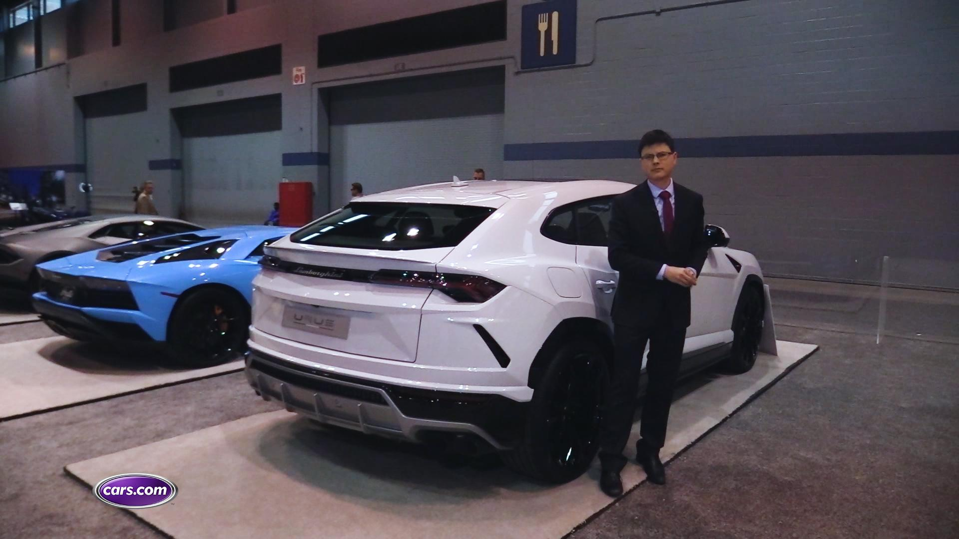 2019 Lamborghini Urus Video Review News Cars Com