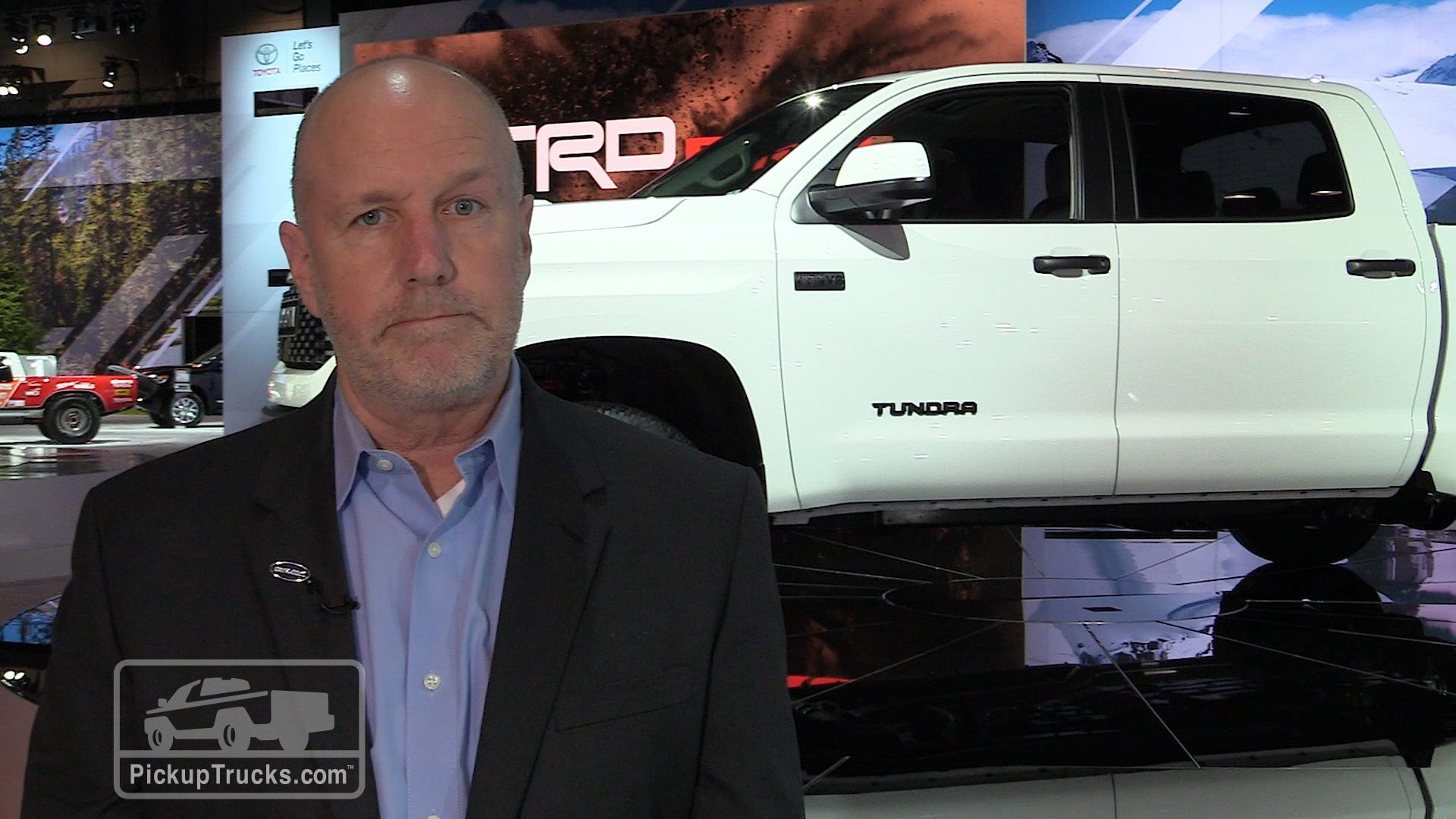 Video: 2019 Toyota Tundra TRD Pro — Cars.com