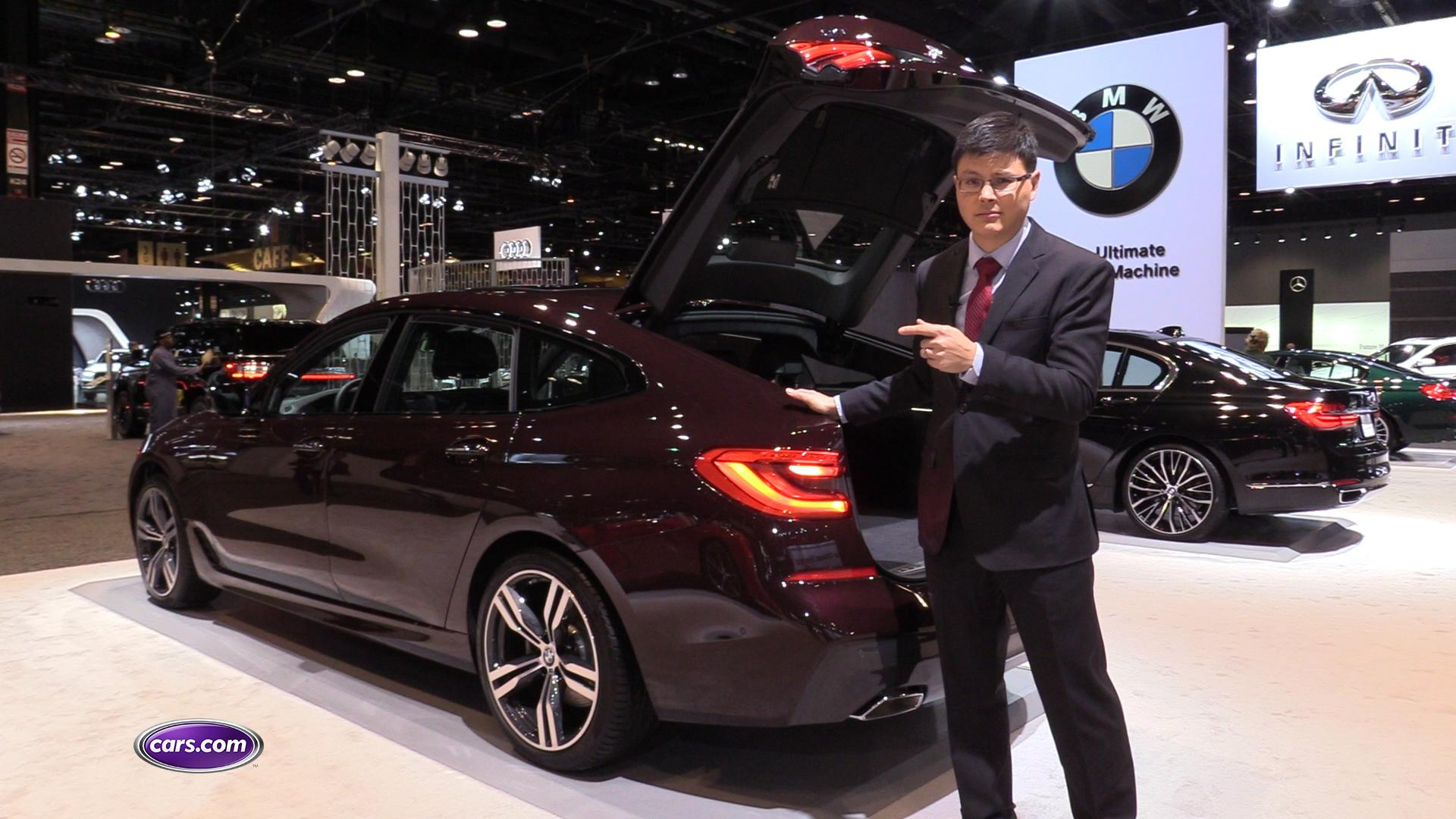 Video: 2018 BMW 6 Series Gran Turismo: First Look — Cars.com