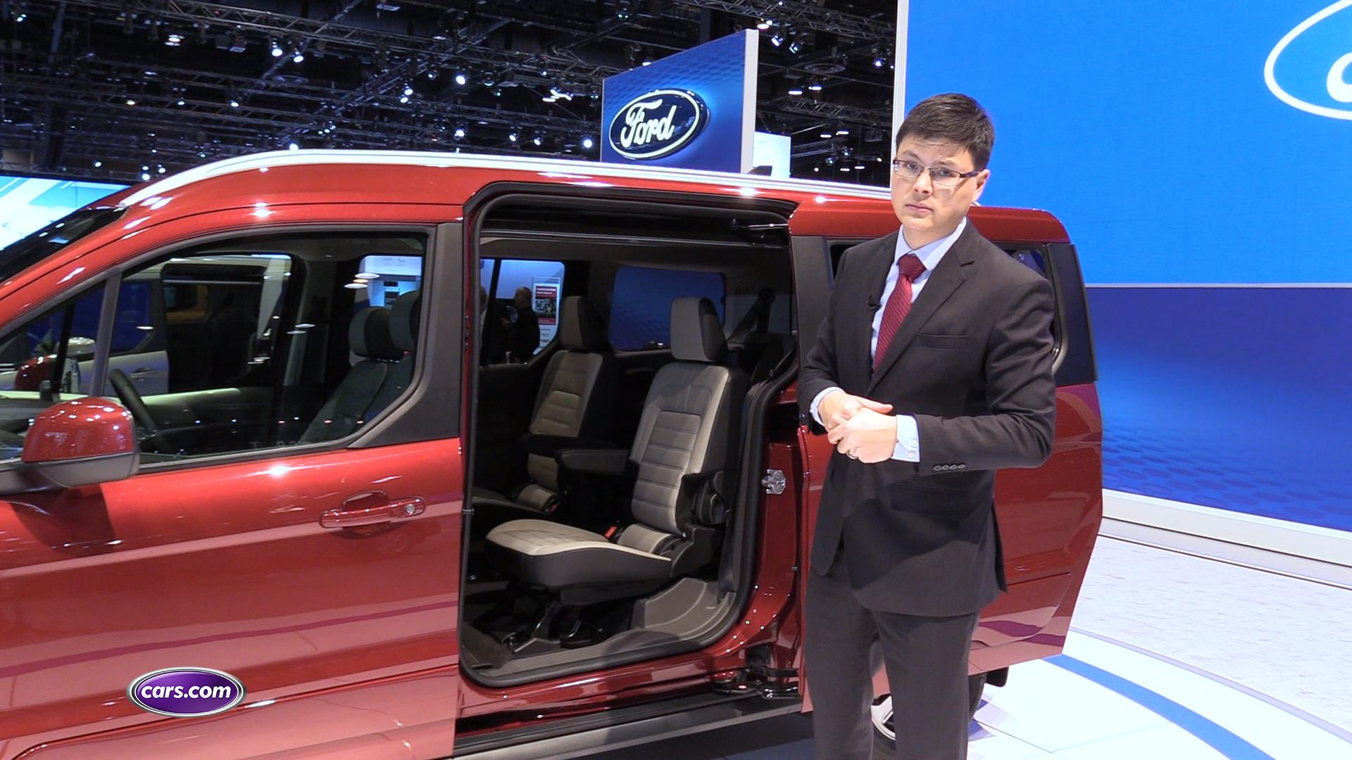Video: 2019 Ford Transit Connect: First Look – Cars.com