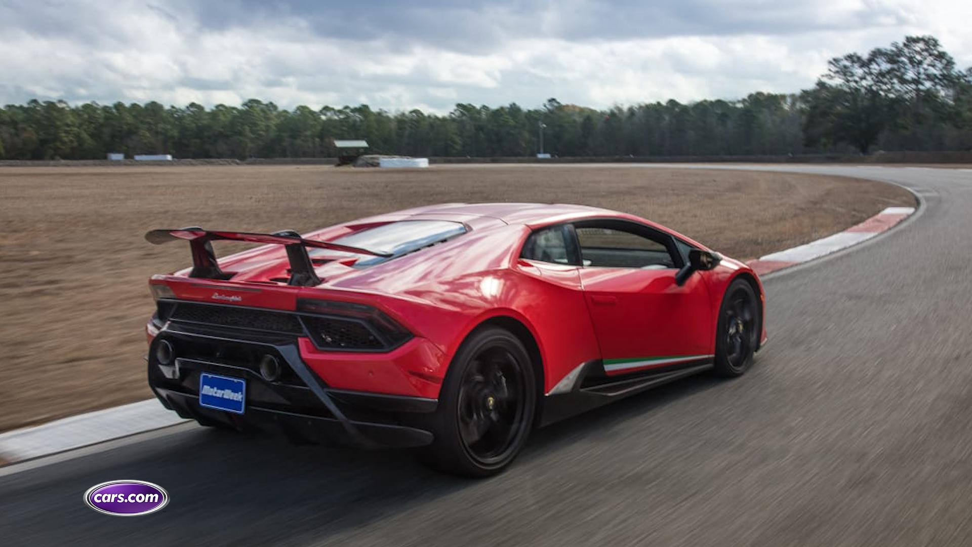 2018 lamborghini huracan expert reviews, specs and photos | cars