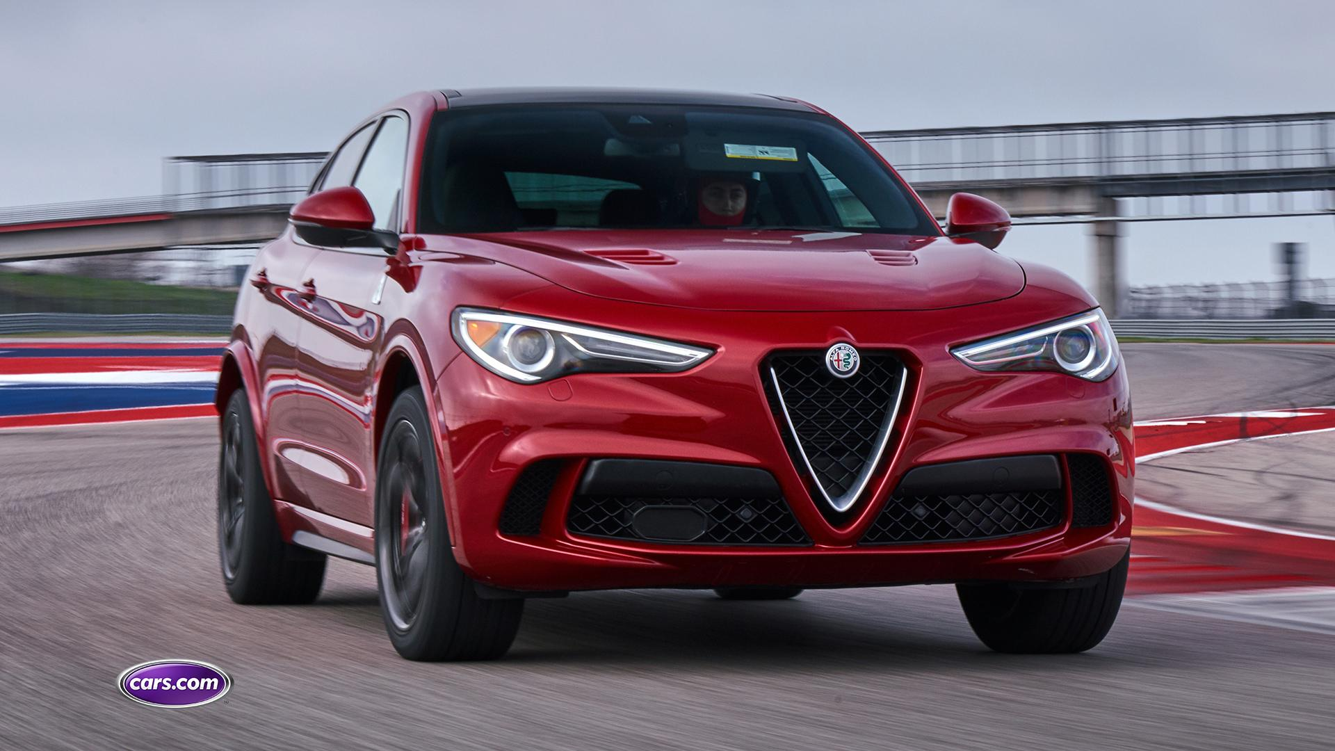 Video: 2018 Alfa Romeo Stelvio Quadrifoglio — Cars.com