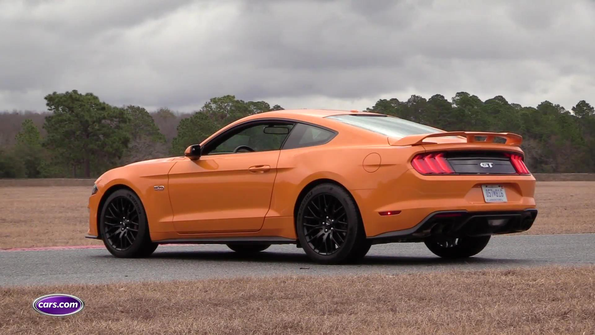 Video: 2018 Ford Mustang GT Performance Pack 1