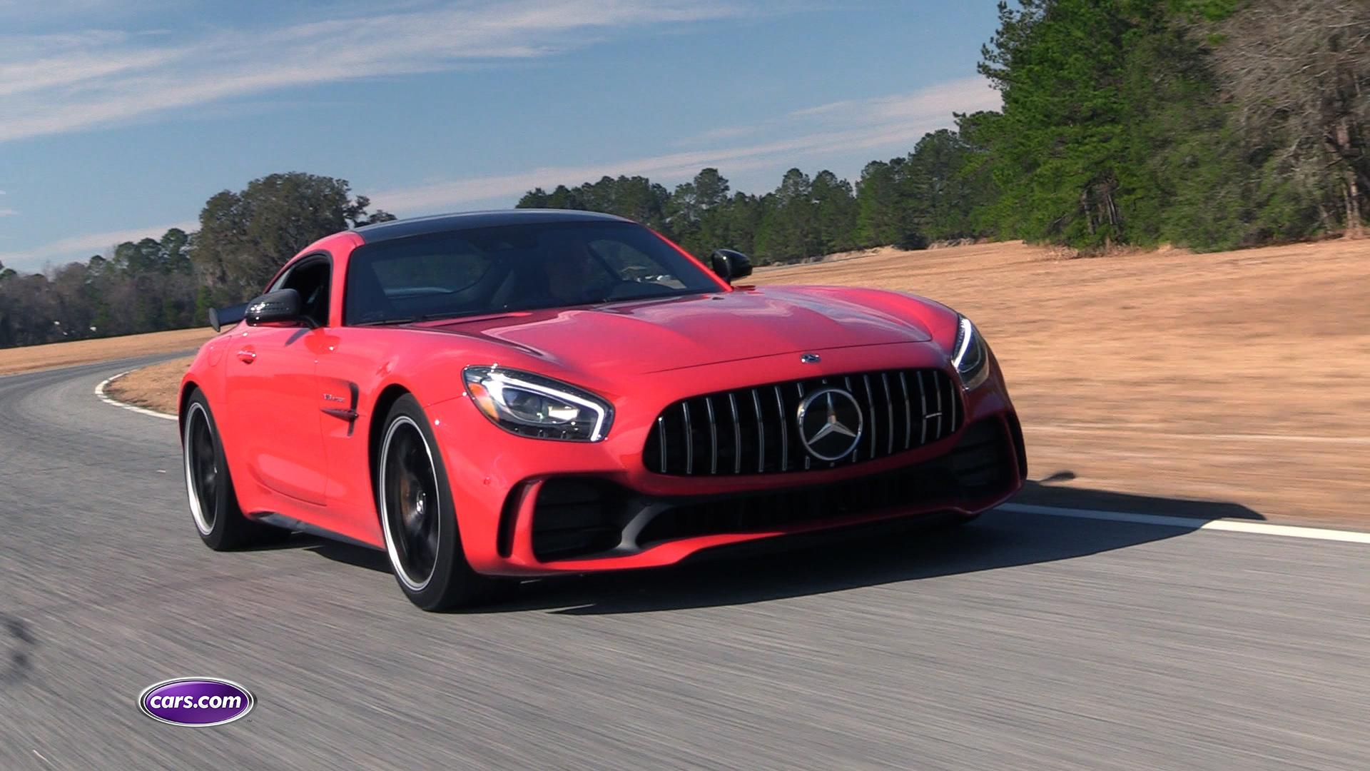 Video: 2018 Mercedes-Benz AMG GT R – Cars.com