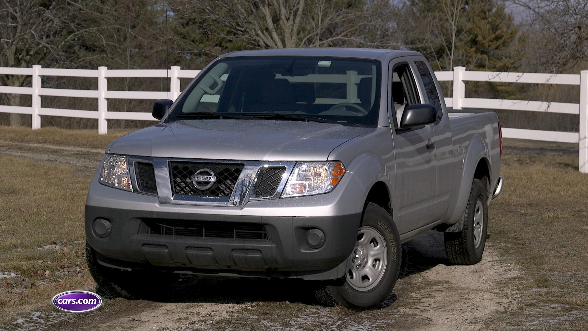 Video: 2018 Nissan Frontier — Cars.com
