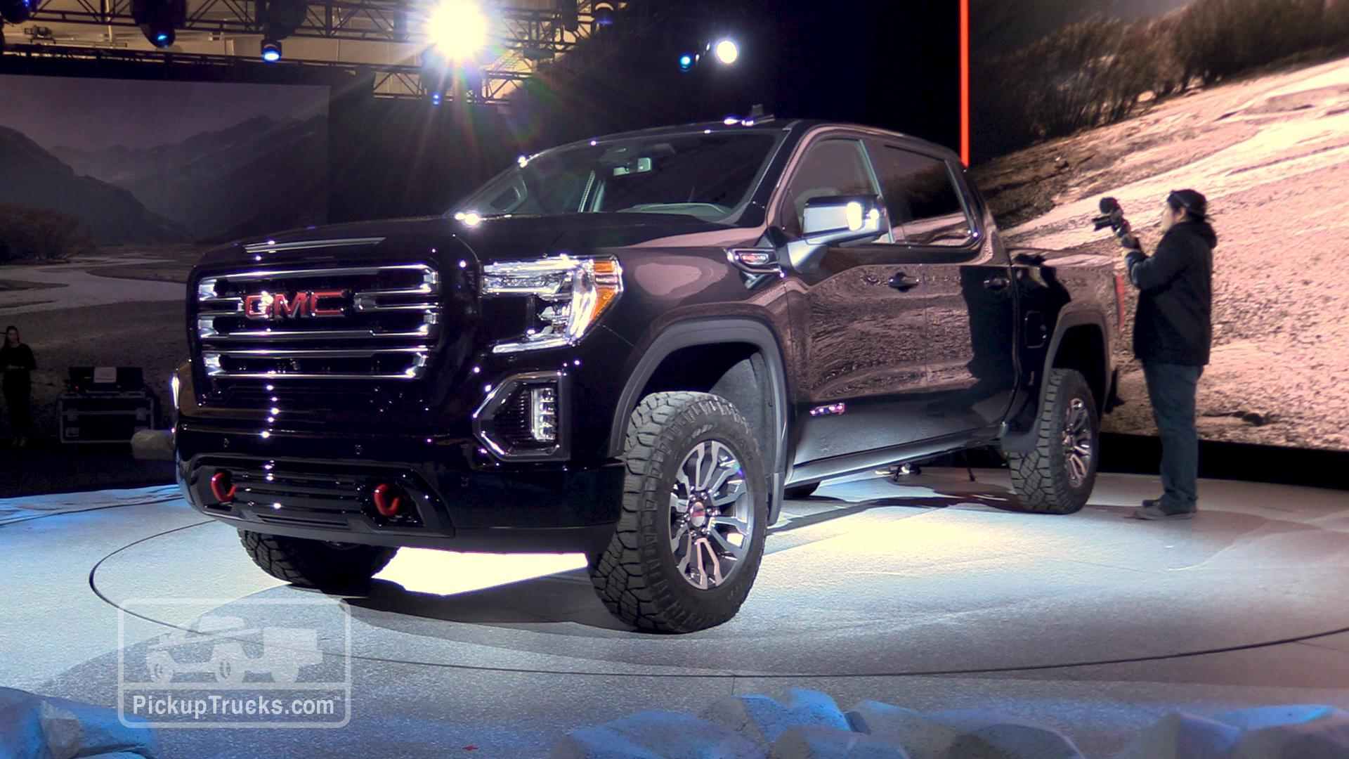 2019 GMC Sierra 1500 AT4 Video Review