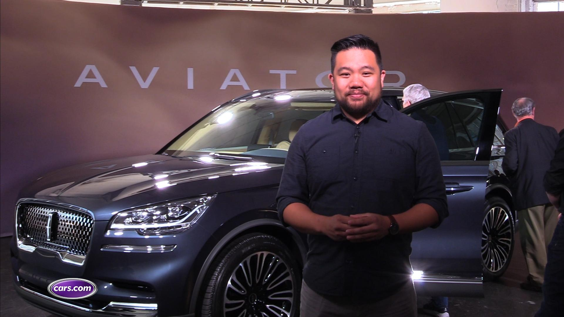 Lincoln Aviator Production Preview Video Review