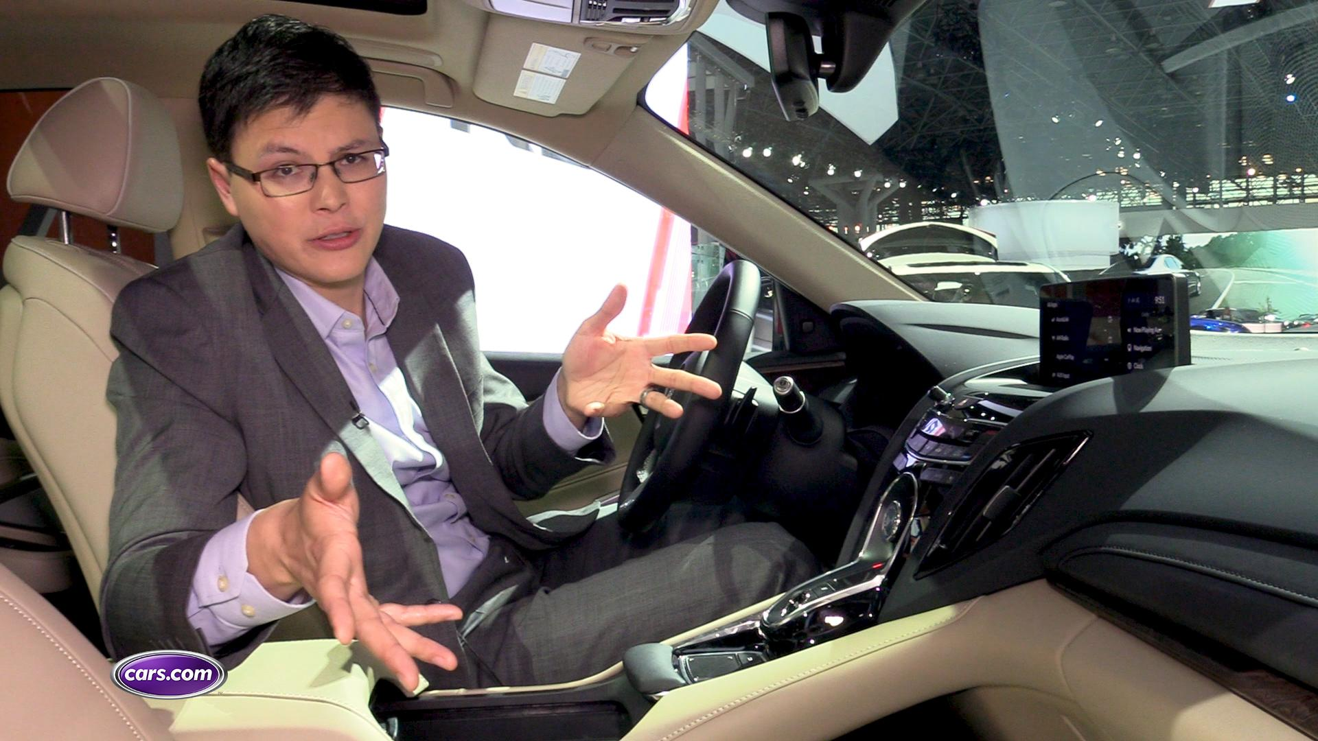 Video: 2019 Acura RDX: First Look — Cars.com