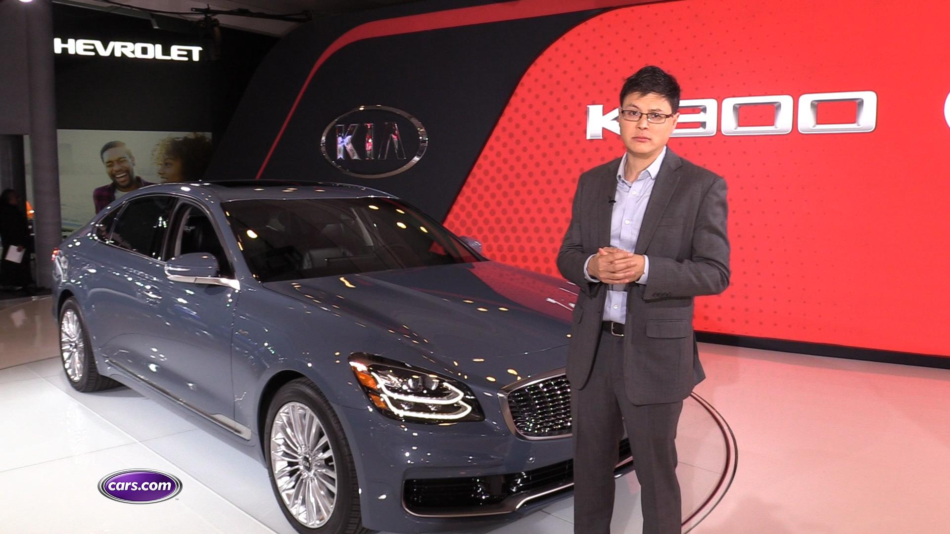 Video: 2019 Kia K900: First Look – Cars.com