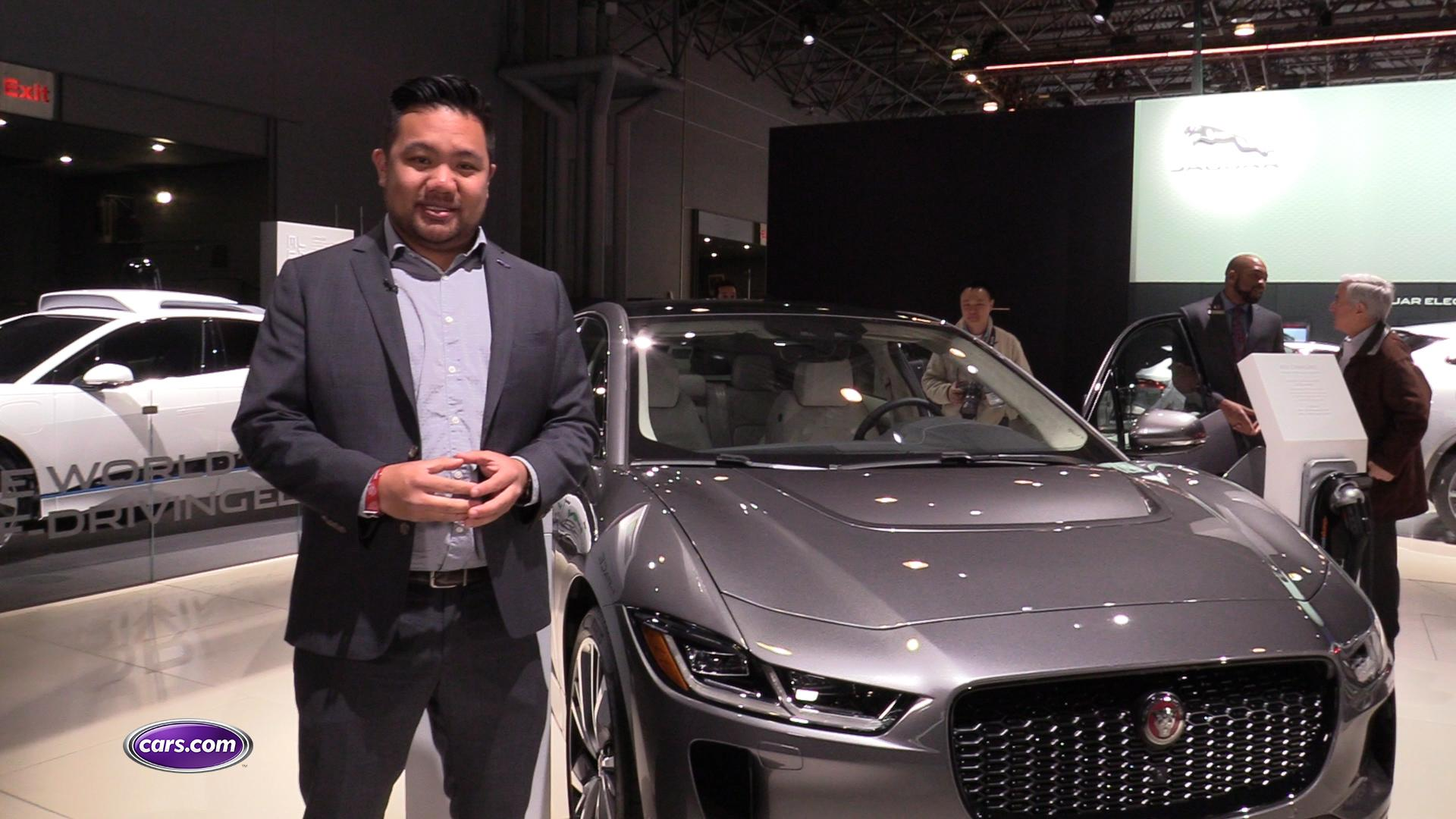 Video: 2019 Jaguar I-Pace: First Look — Cars.com