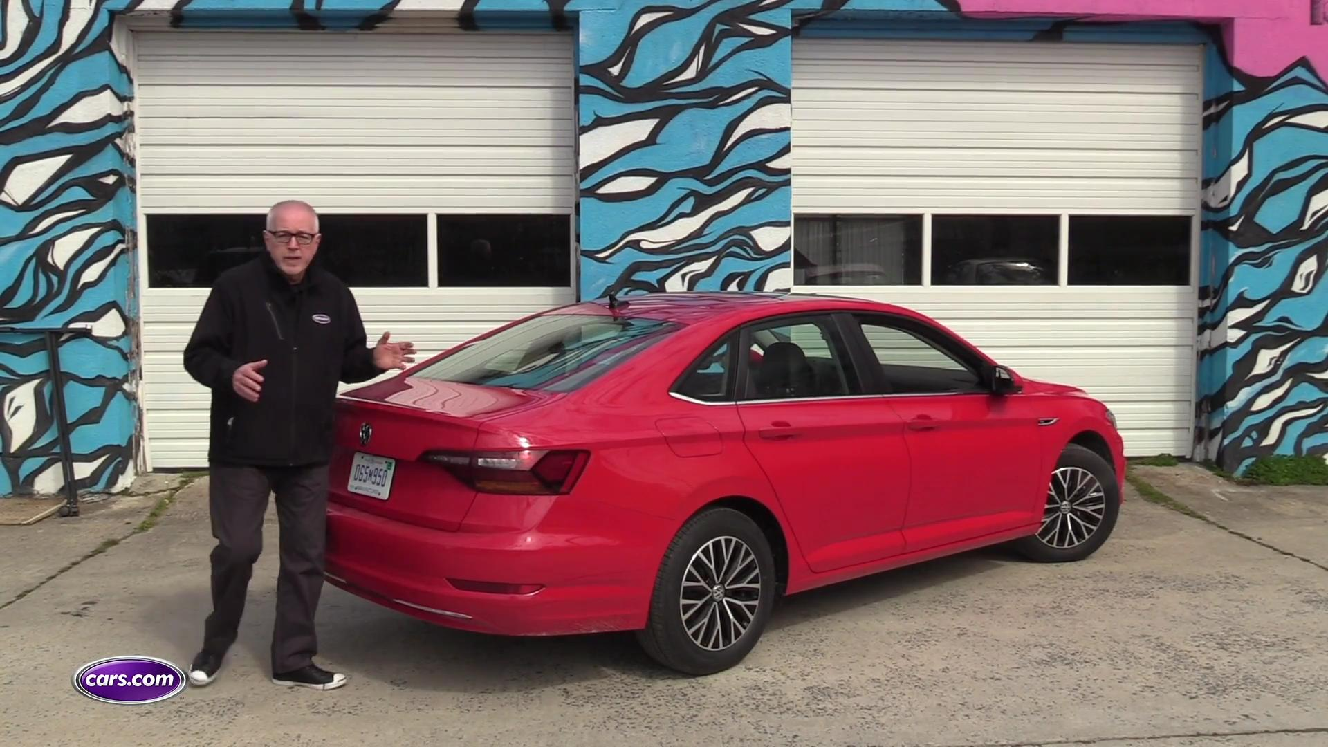 Video: 2019 Volkswagen Jetta: First Drive  — Cars.com