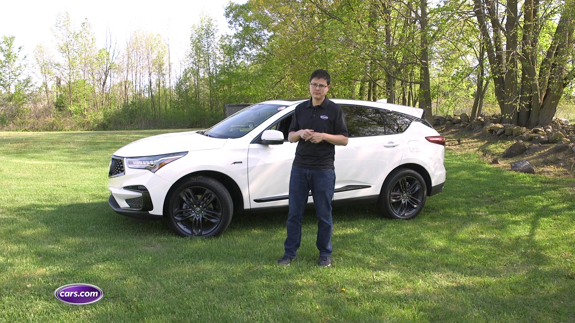 Video: 2019 Acura RDX: First Drive — Cars.com