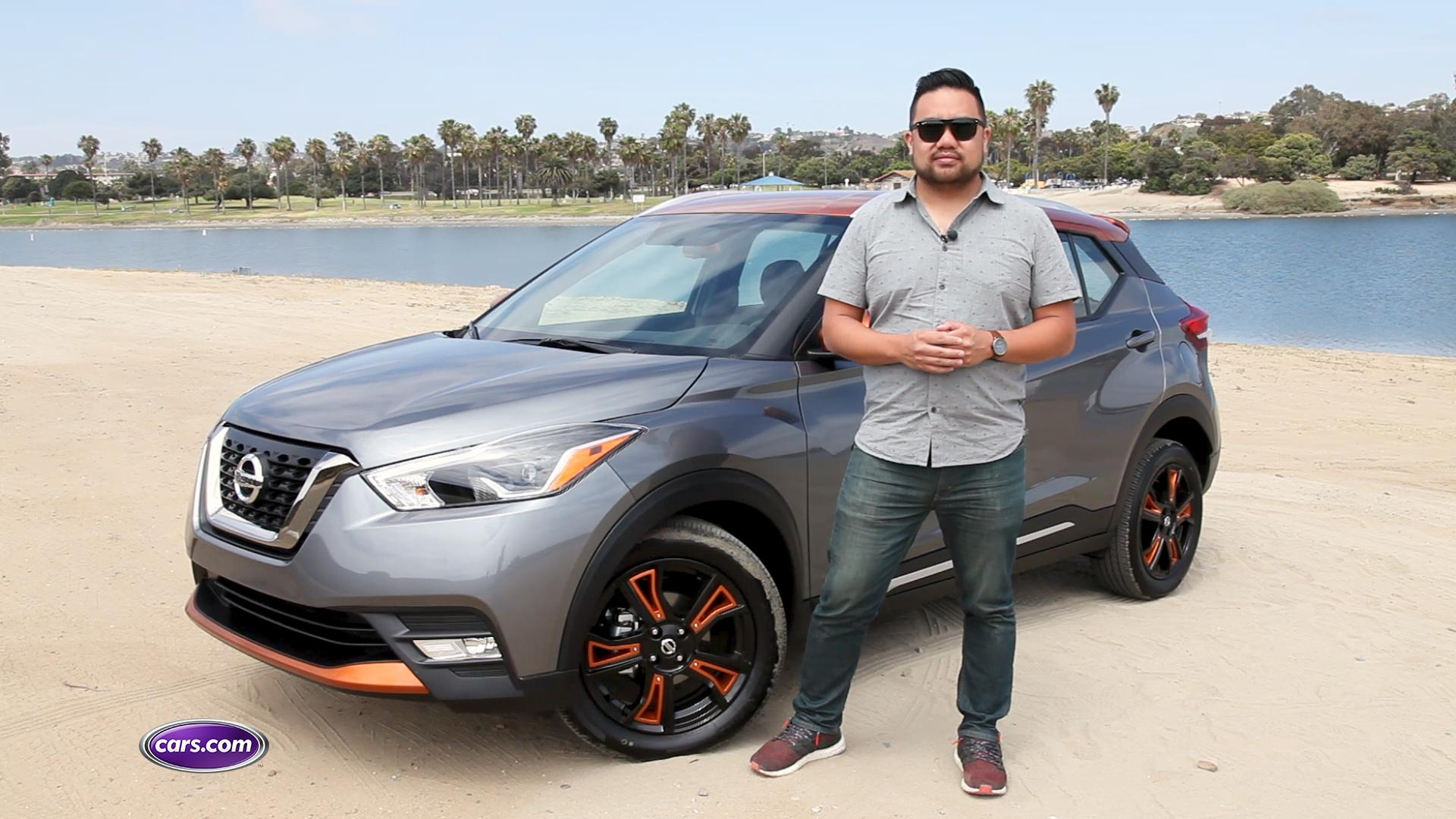 2018 Nissan Kicks First Drive A Non Suv That S Big On