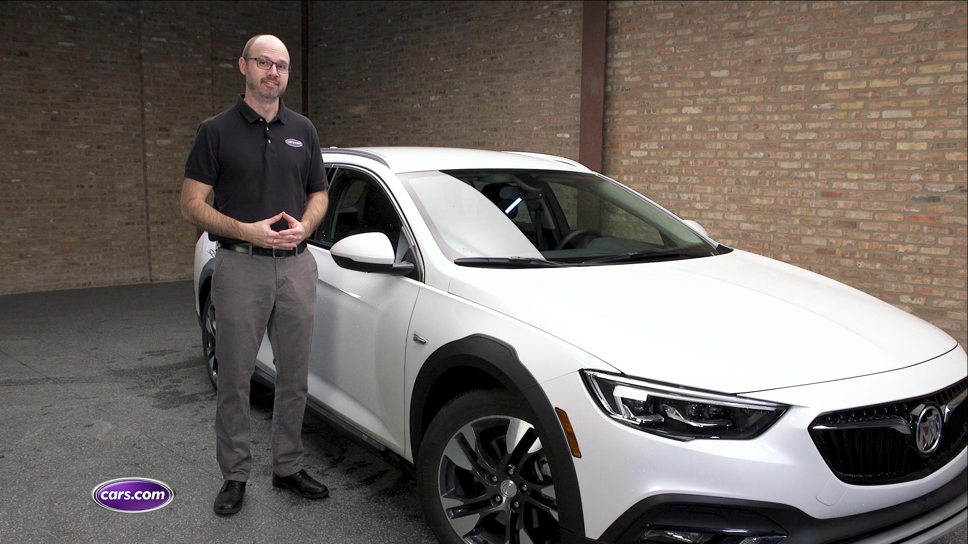 Video: 2018 Buick Regal TourX: 5 Ways It's Better Than an SUV — Cars.com