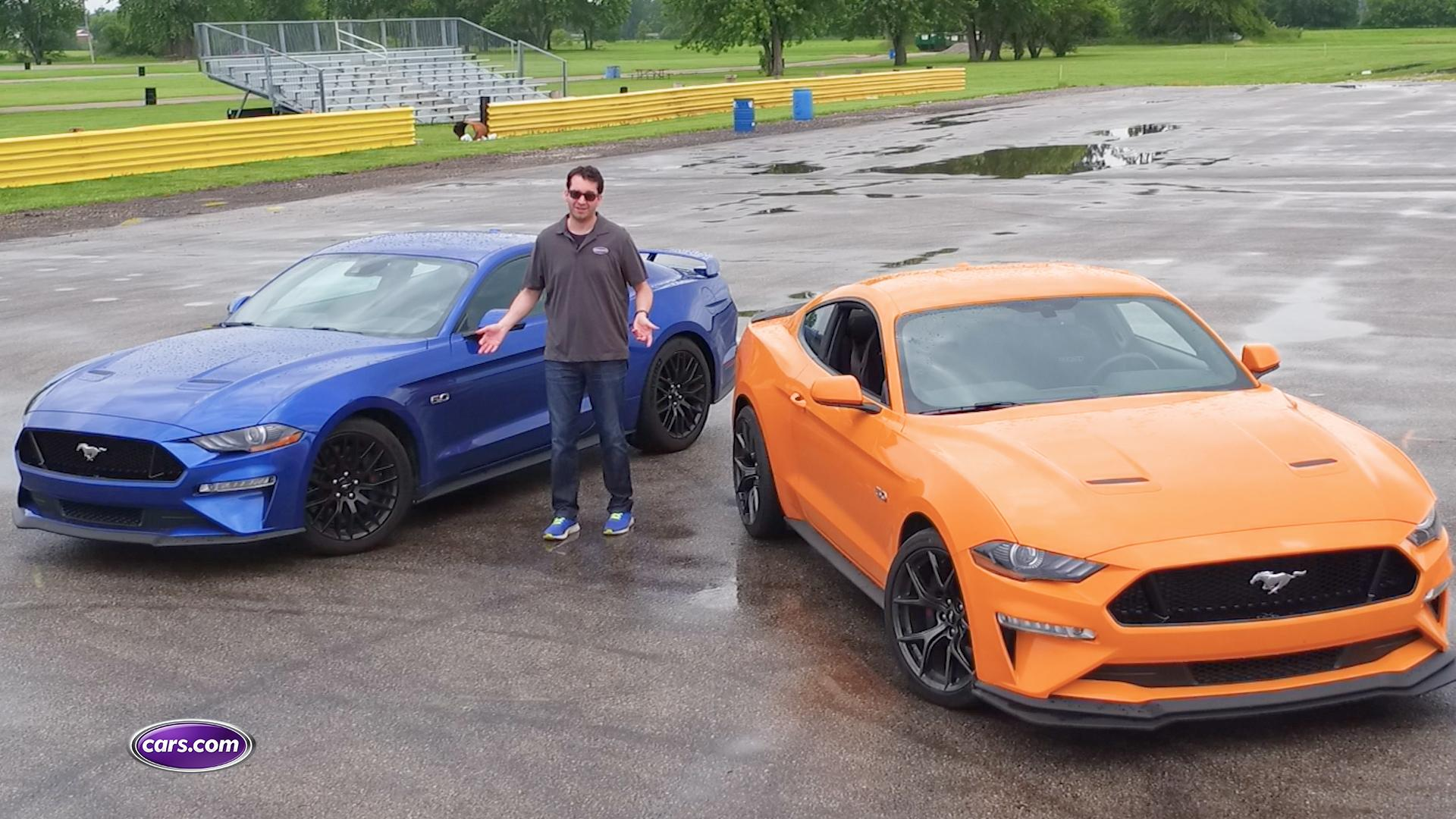 Performance Package 1 or 2: Which 2018 Ford Mustang GT Is Right for You?